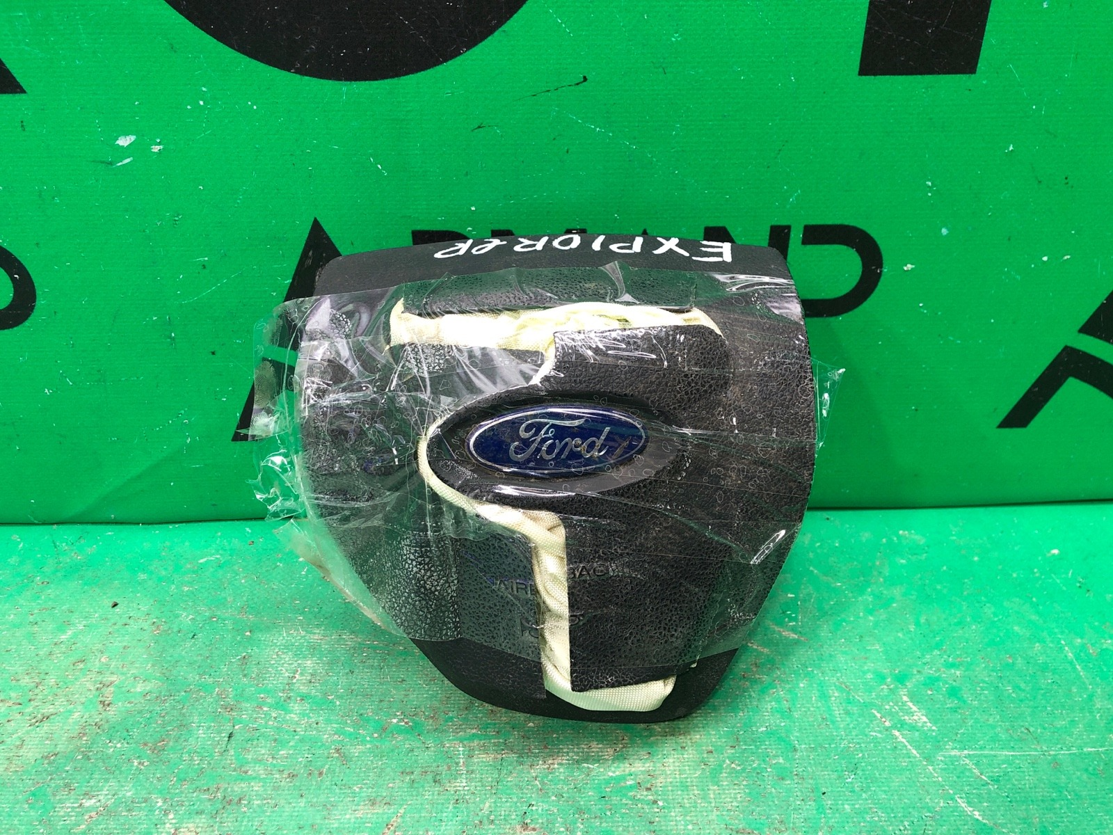 Подушка безопасности ( airbag ) в руль Ford Explorer 5 2010 (б/у)