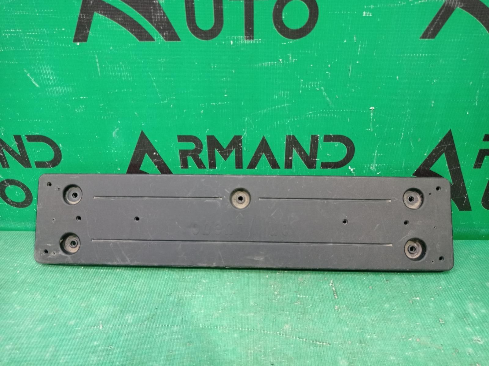 Площадка под гос номер Bmw 1 Series F20 F21 2011 передняя (б/у)