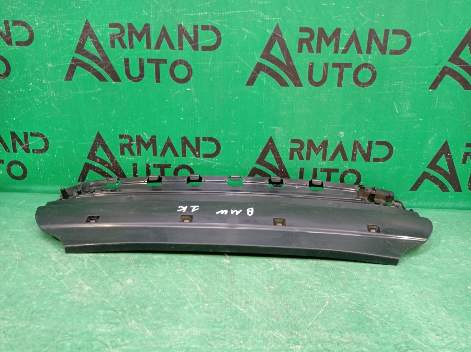 Кронштейн бампера Bmw 5 Series F10 F11 2013 задний (б/у)