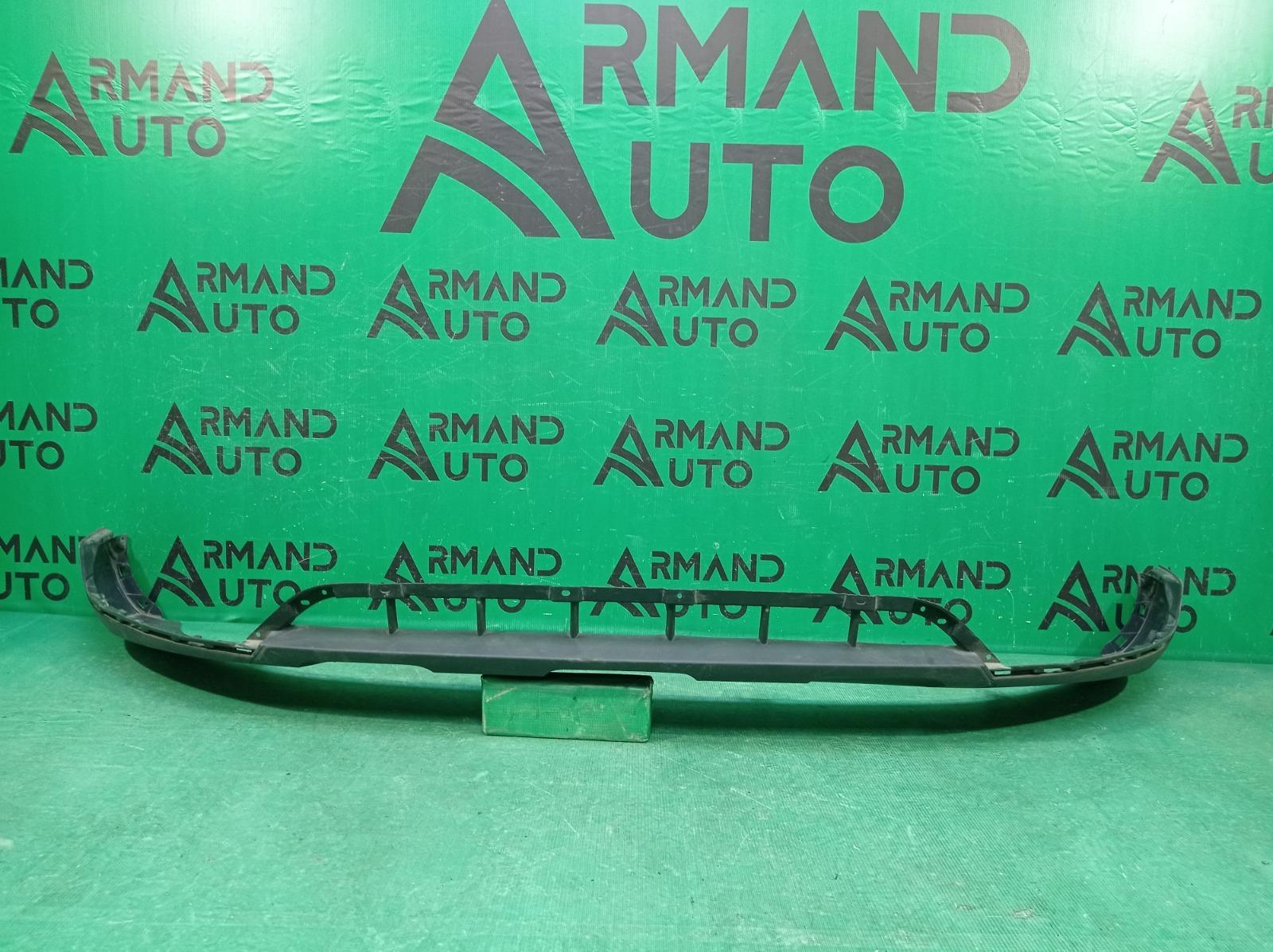 Юбка бампера Audi Q3 1 8U 2011 передняя (б/у)
