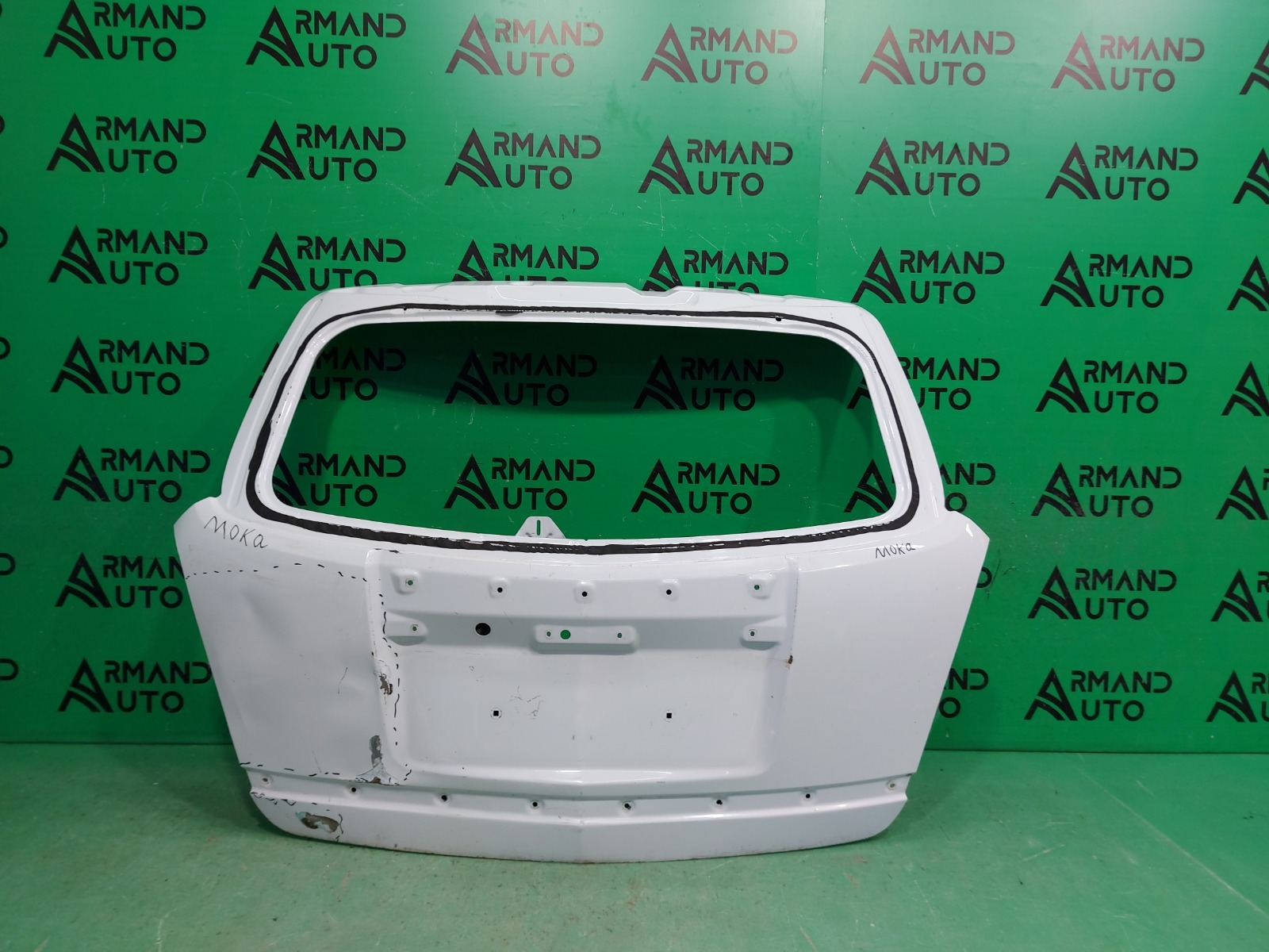 Дверь багажника Opel Antara 1 2006 (б/у)