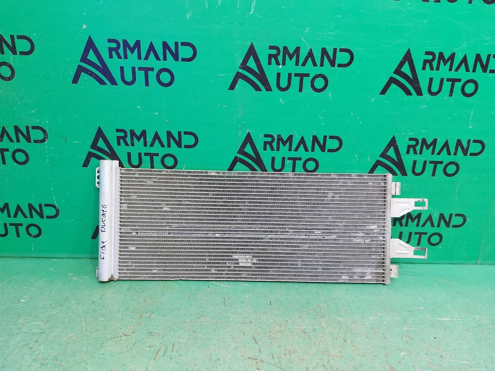 Радиатор кондиционера Fiat Ducato 3 2006 (б/у)