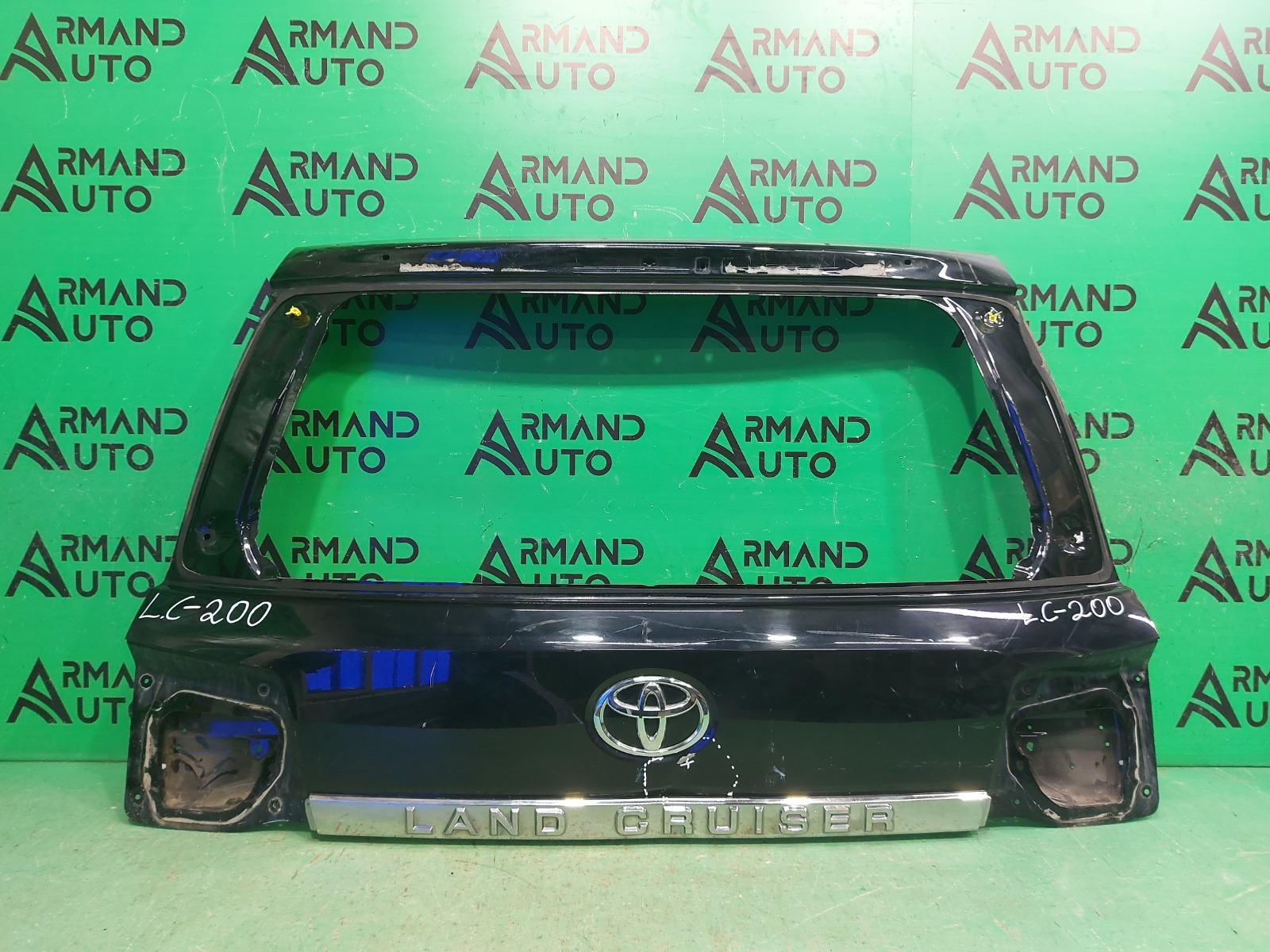 Дверь багажника Toyota Land Cruiser 200 РЕСТАЙЛИНГ 2 2015 (б/у)