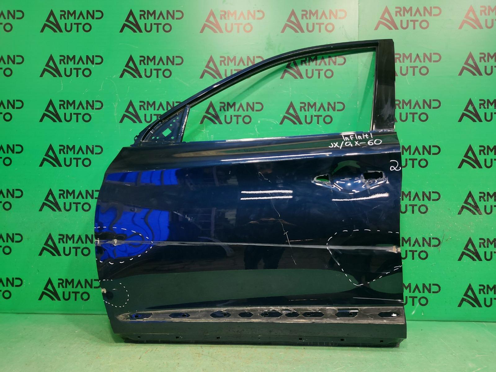 Дверь Infiniti Jx Qx60 L50 2012 передняя левая (б/у)