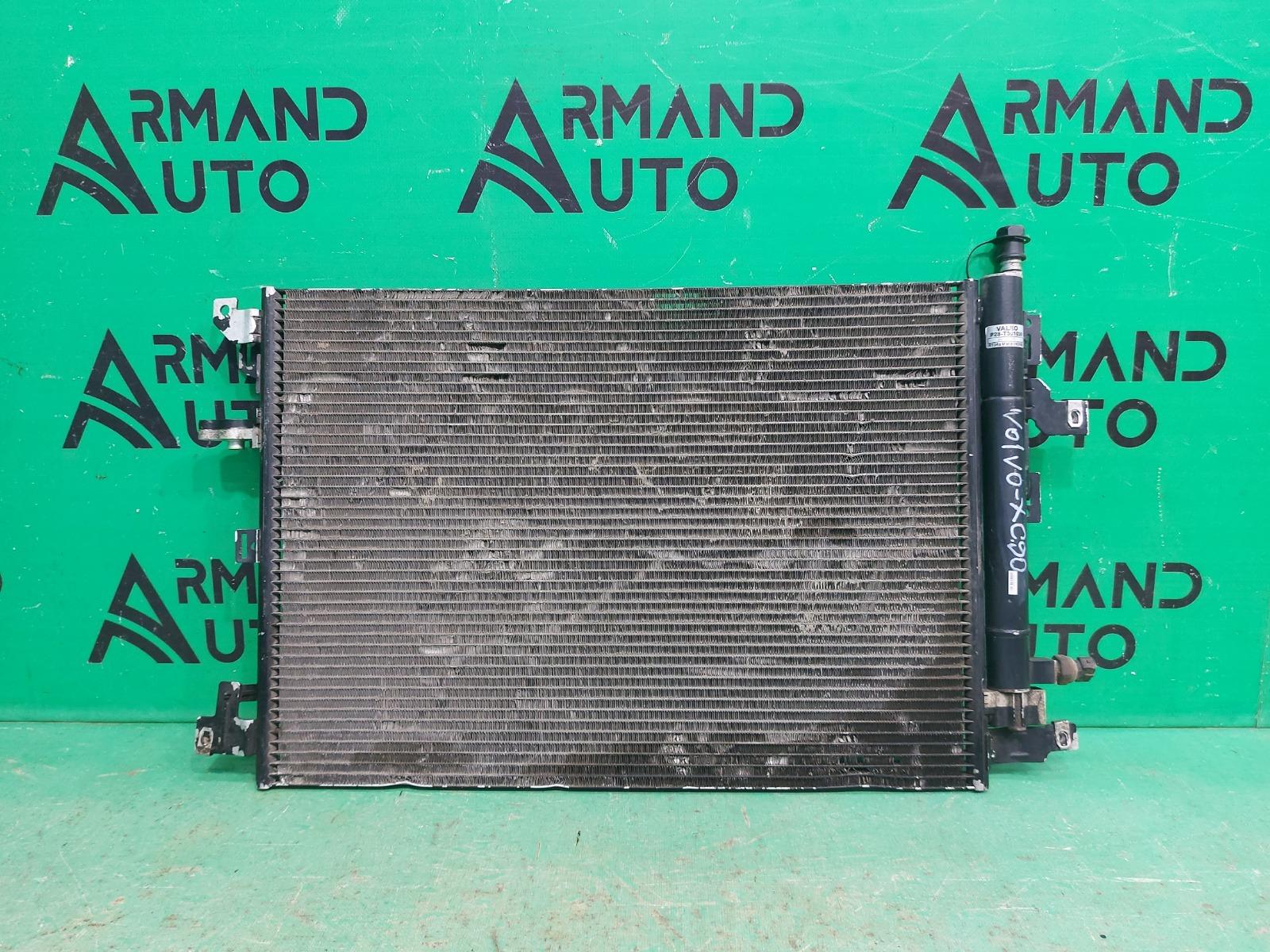 Радиатор кондиционера Volvo Xc90 1 РЕСТАЙЛИНГ 2006 (б/у)