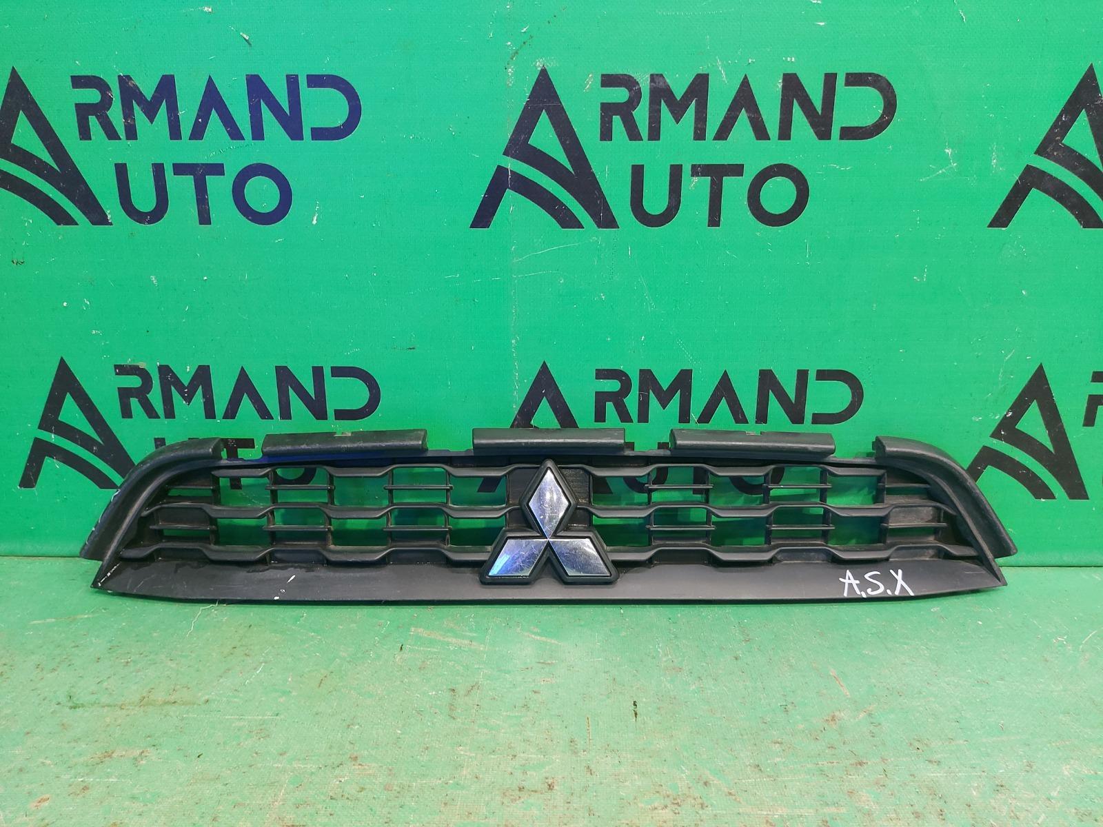 Решетка радиатора Mitsubishi Asx 1 РЕСТАЙЛИНГ 2012 (б/у)