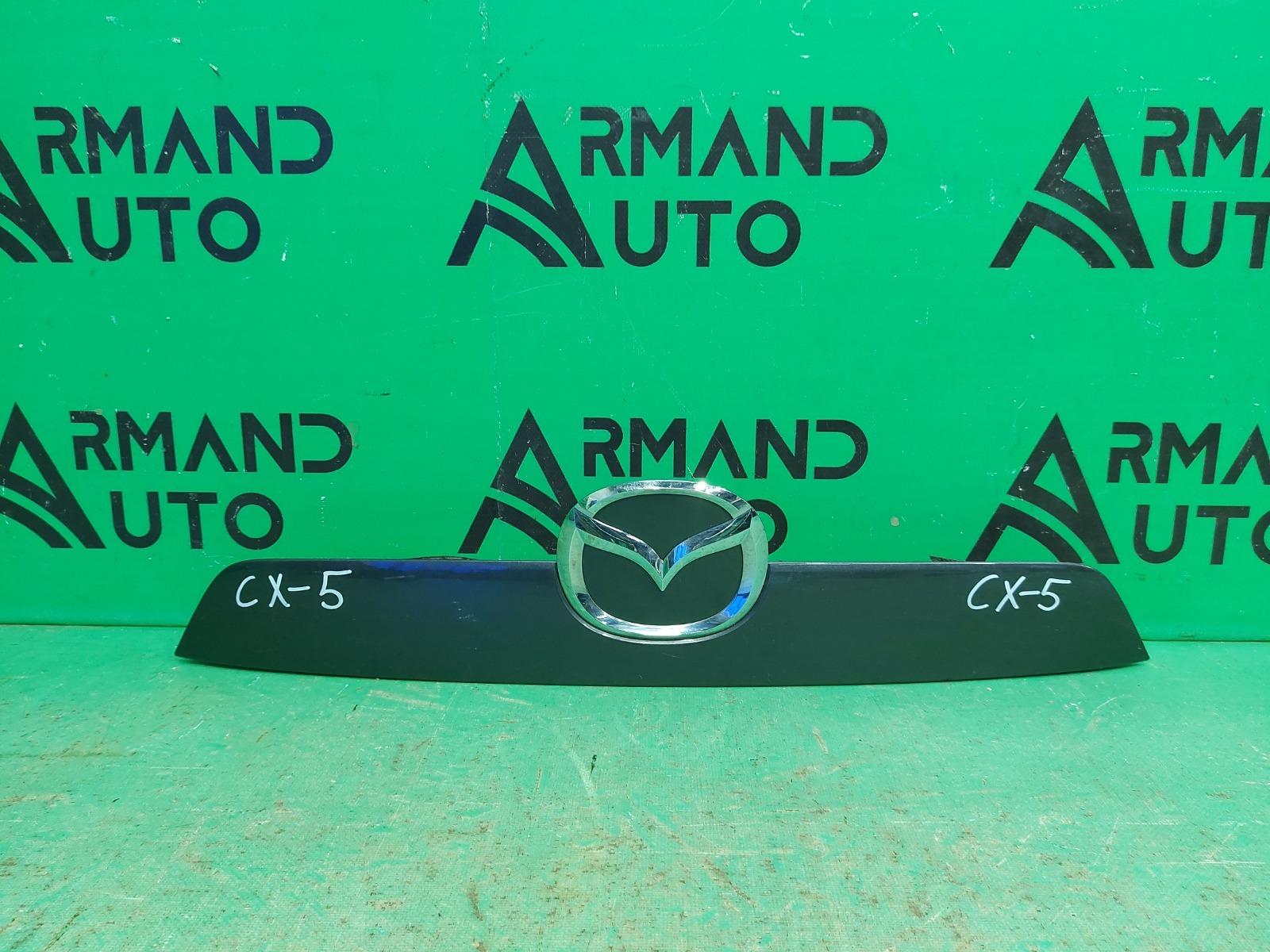 Накладка двери багажника Mazda Cx5-Cx5 1 2011 (б/у)