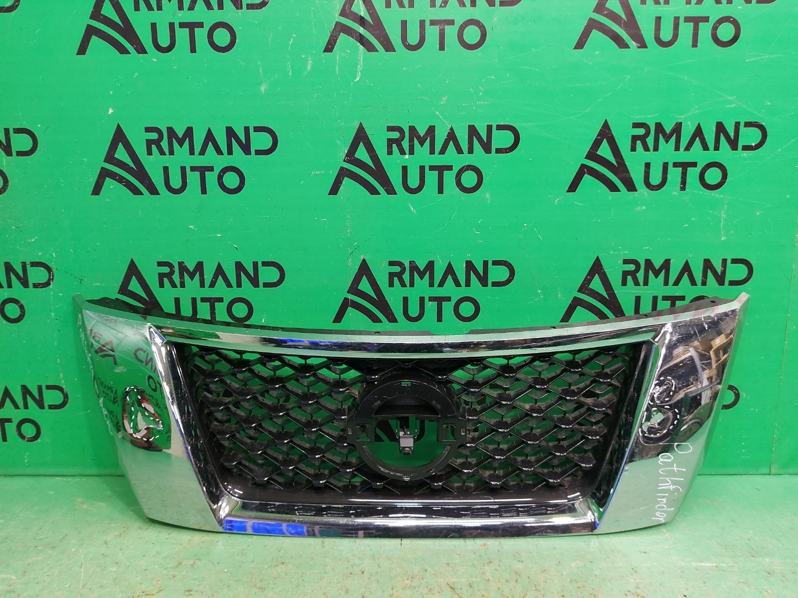 Решетка радиатора Nissan Pathfinder R52 2012 (б/у)