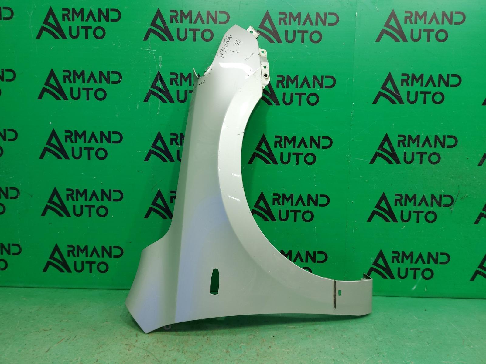 Крыло Hyundai I30 2007 переднее правое (б/у)