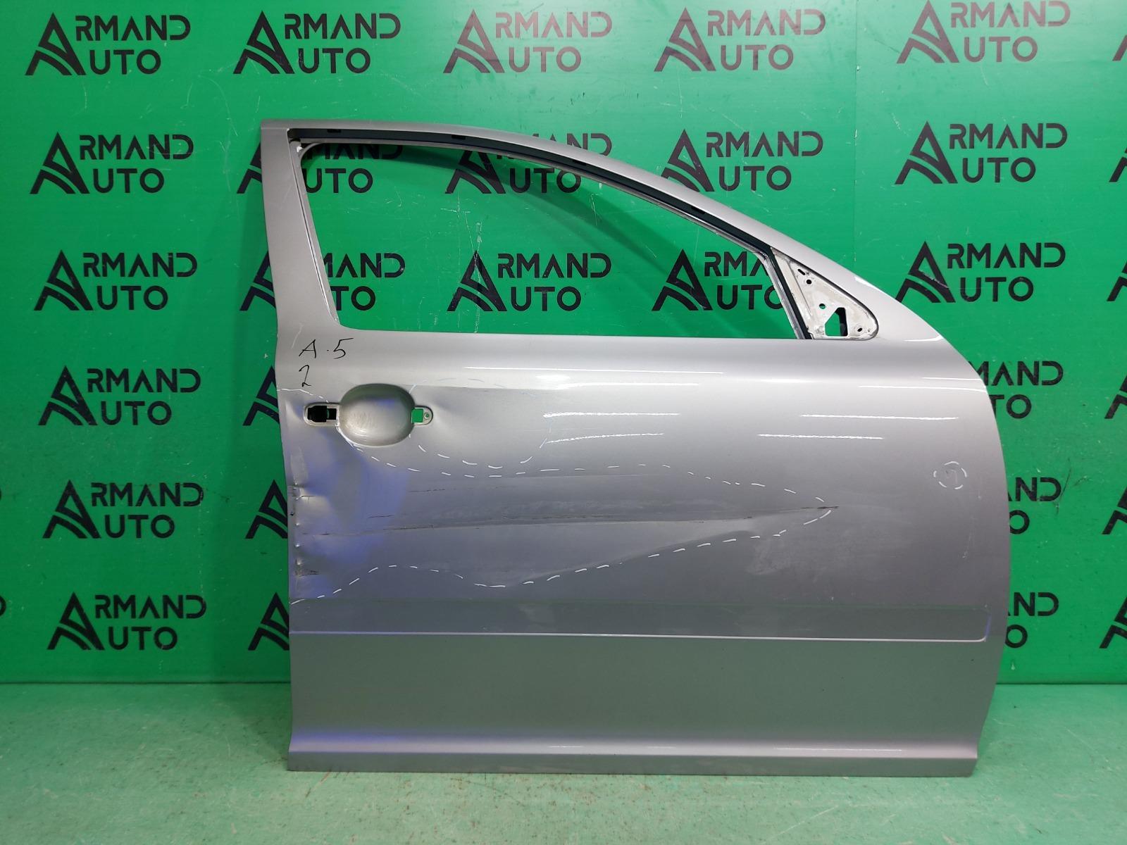 Дверь Skoda Octavia A5 2004 передняя правая (б/у)