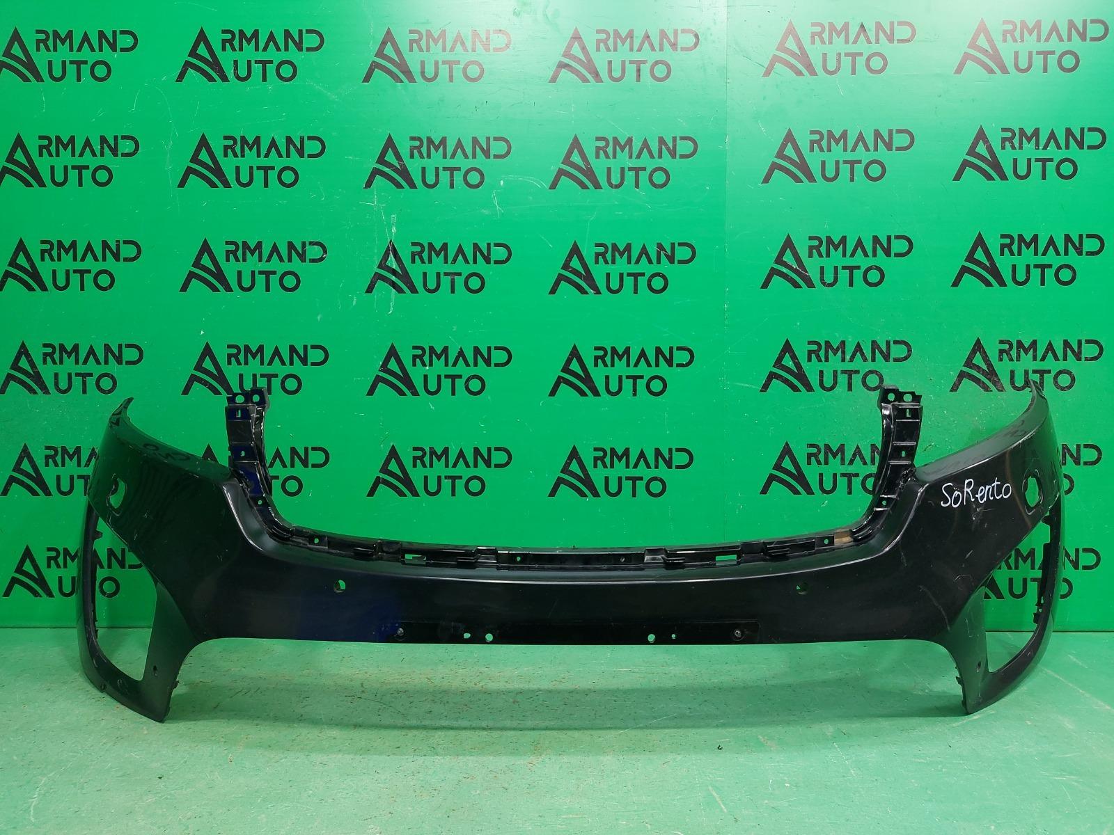 Бампер Kia Sorento 3 PRIME 2014 передний (б/у)