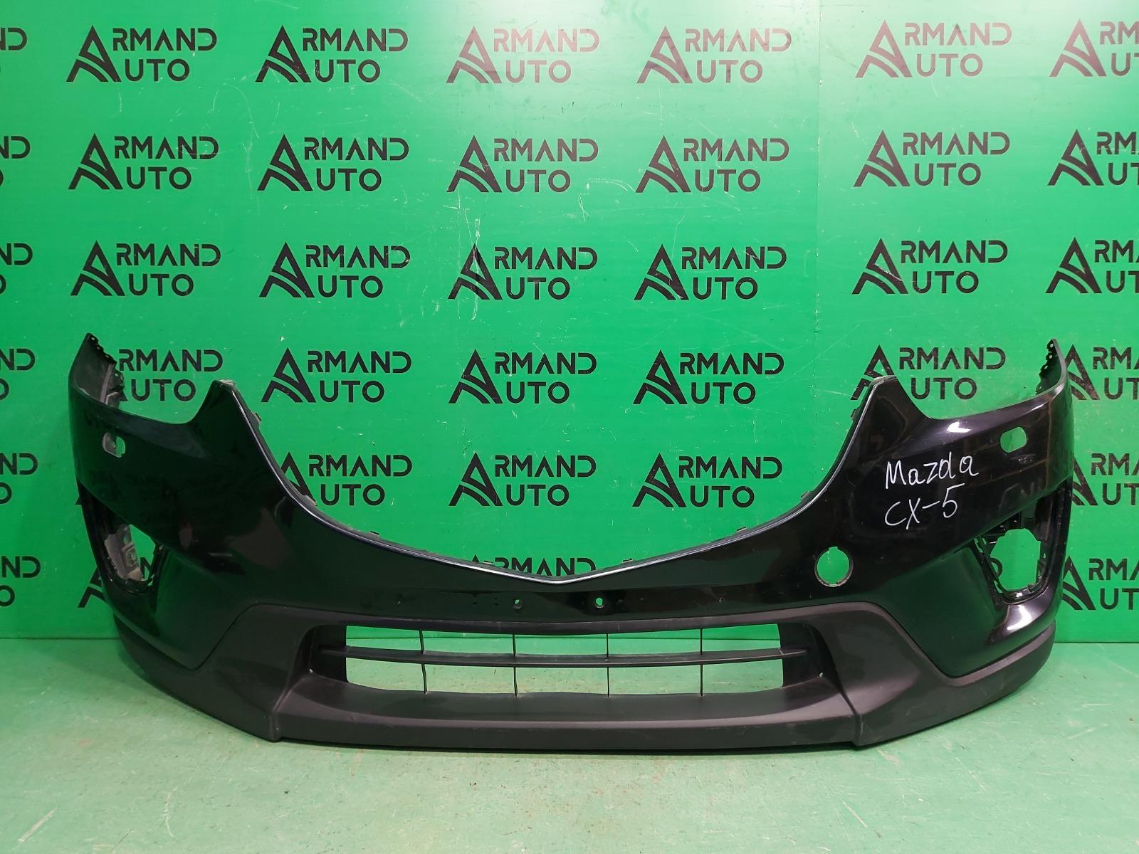 Бампер Mazda Cx5-Cx5 1 2011 передний (б/у)