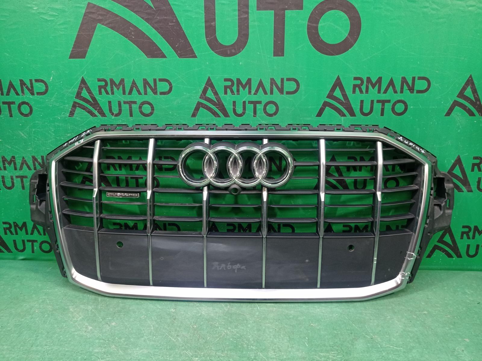 Решетка радиатора Audi Q7 2 4M 2019 (б/у)