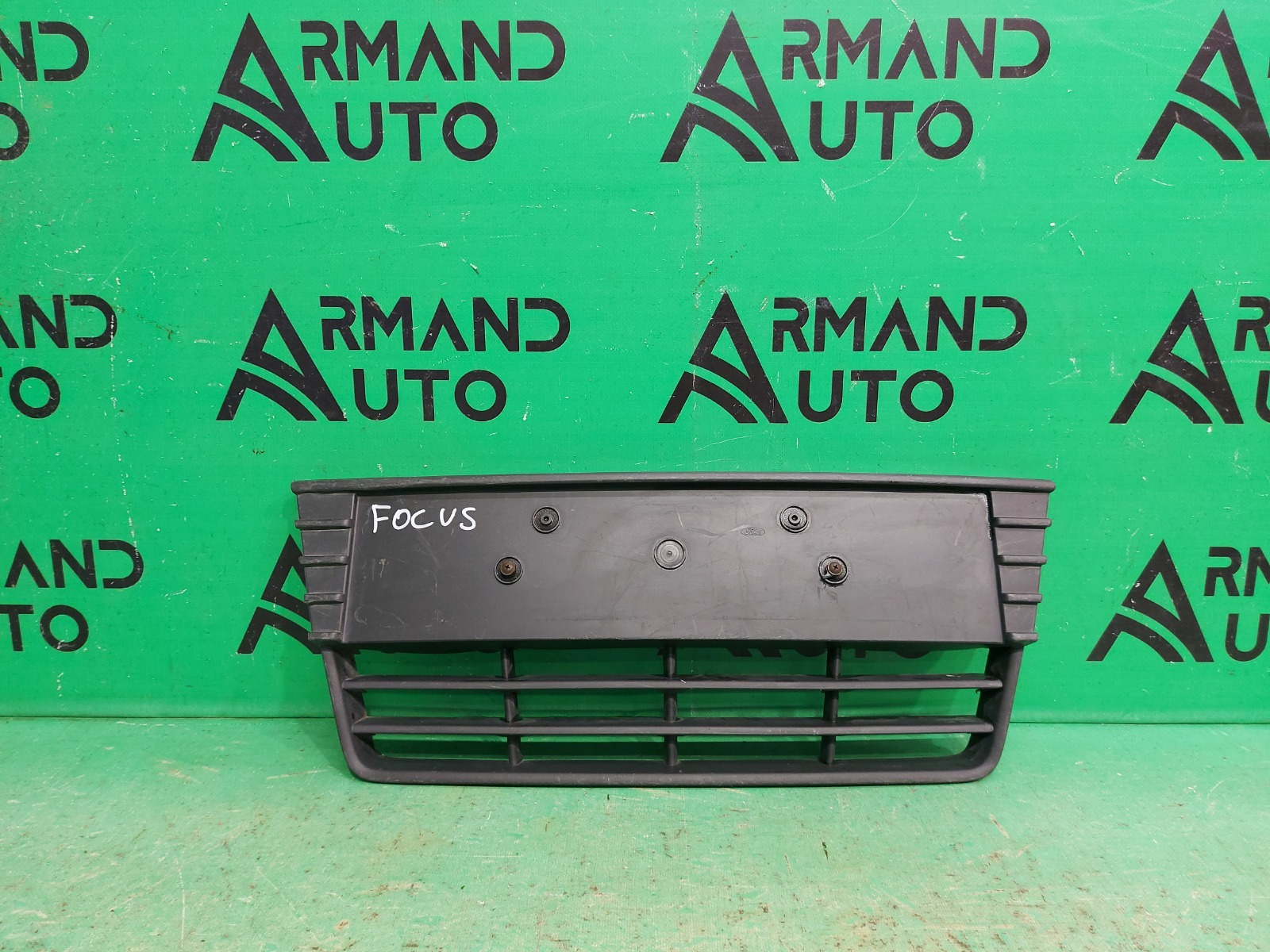 Решетка бампера Ford Focus 3 2011 передняя (б/у)