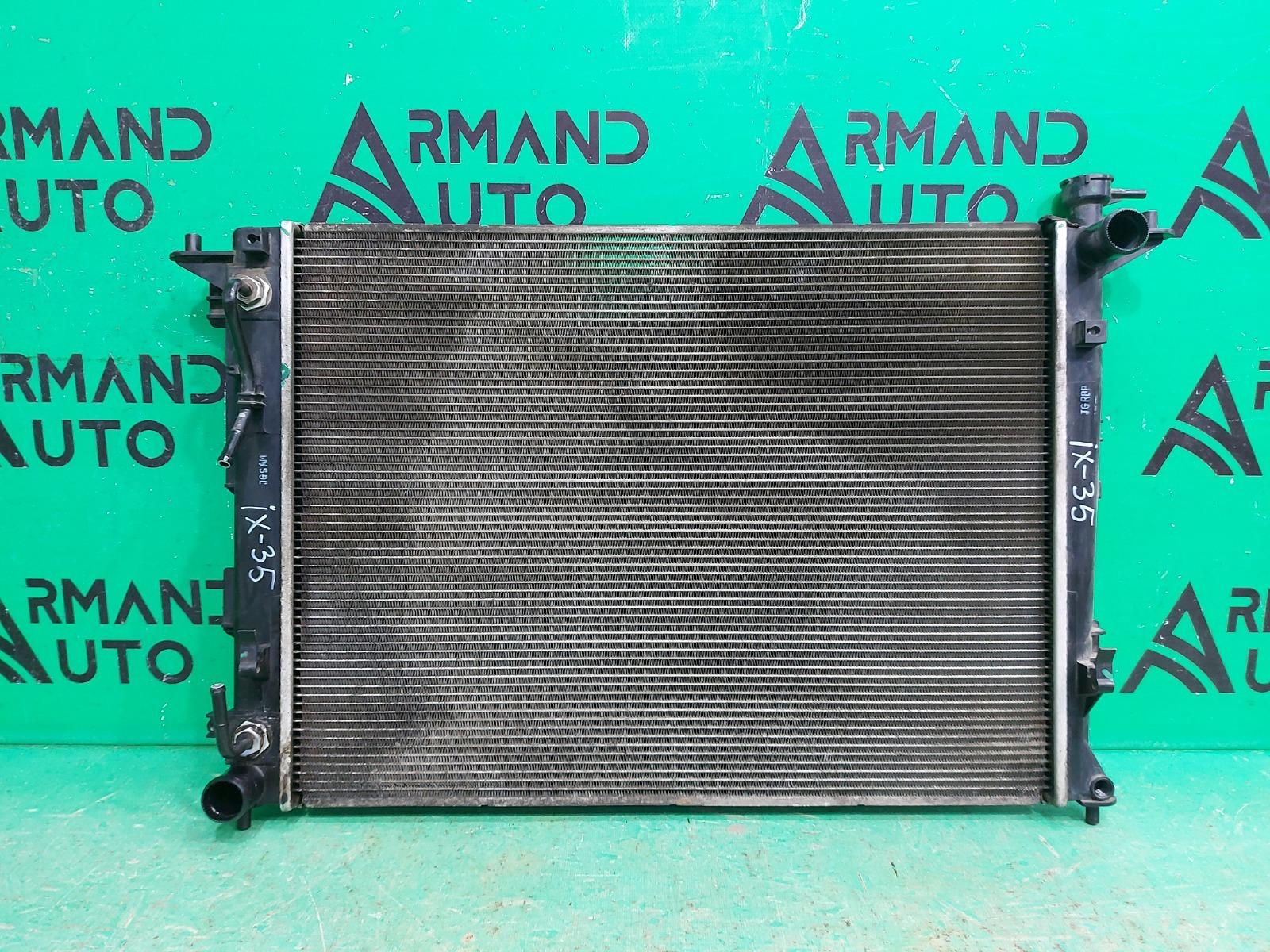Радиатор Hyundai Ix35 2010 (б/у)