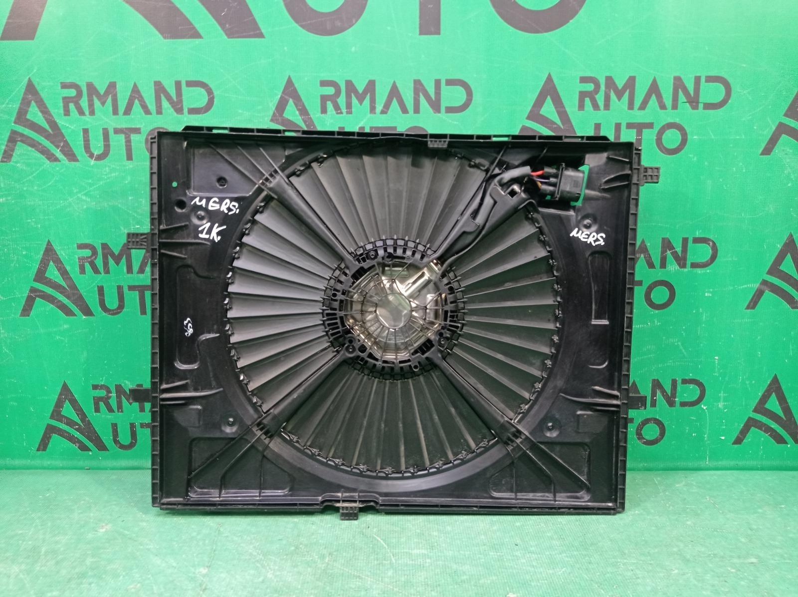 Диффузор вентилятора Mercedes Glc-Class X253 2015 (б/у)