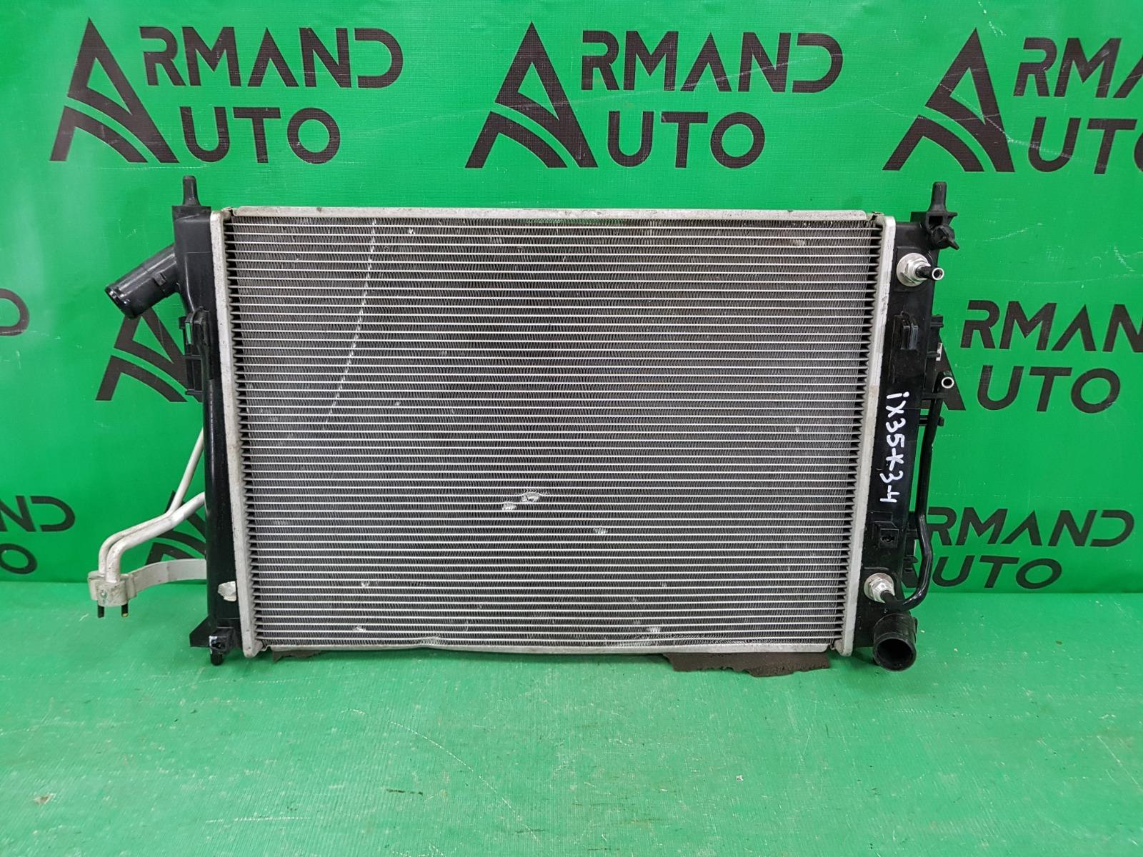 Кассета радиаторов Hyundai Creta 1 2016 (б/у)