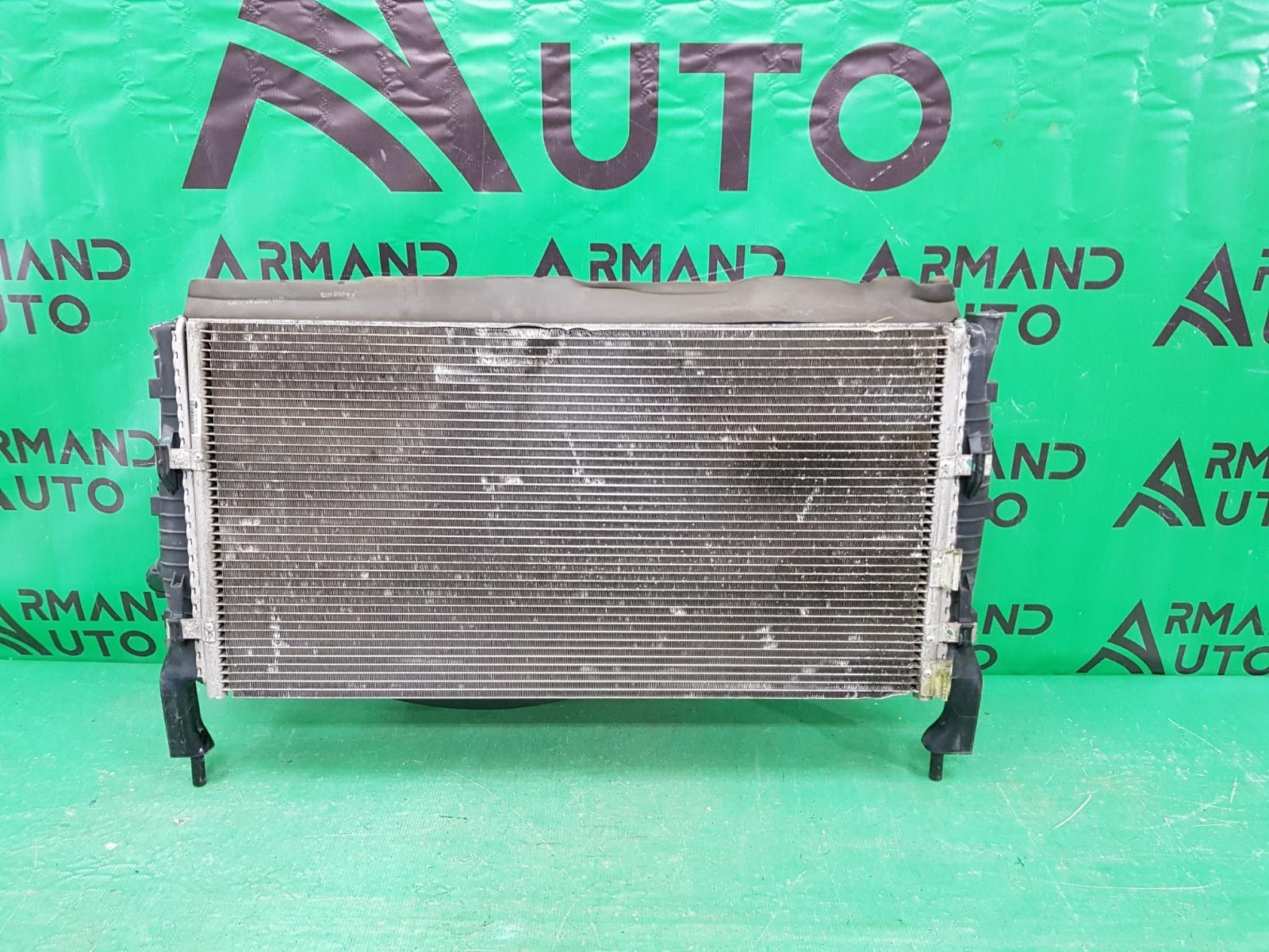 Кассета радиаторов Ford Transit 5 2006 (б/у)