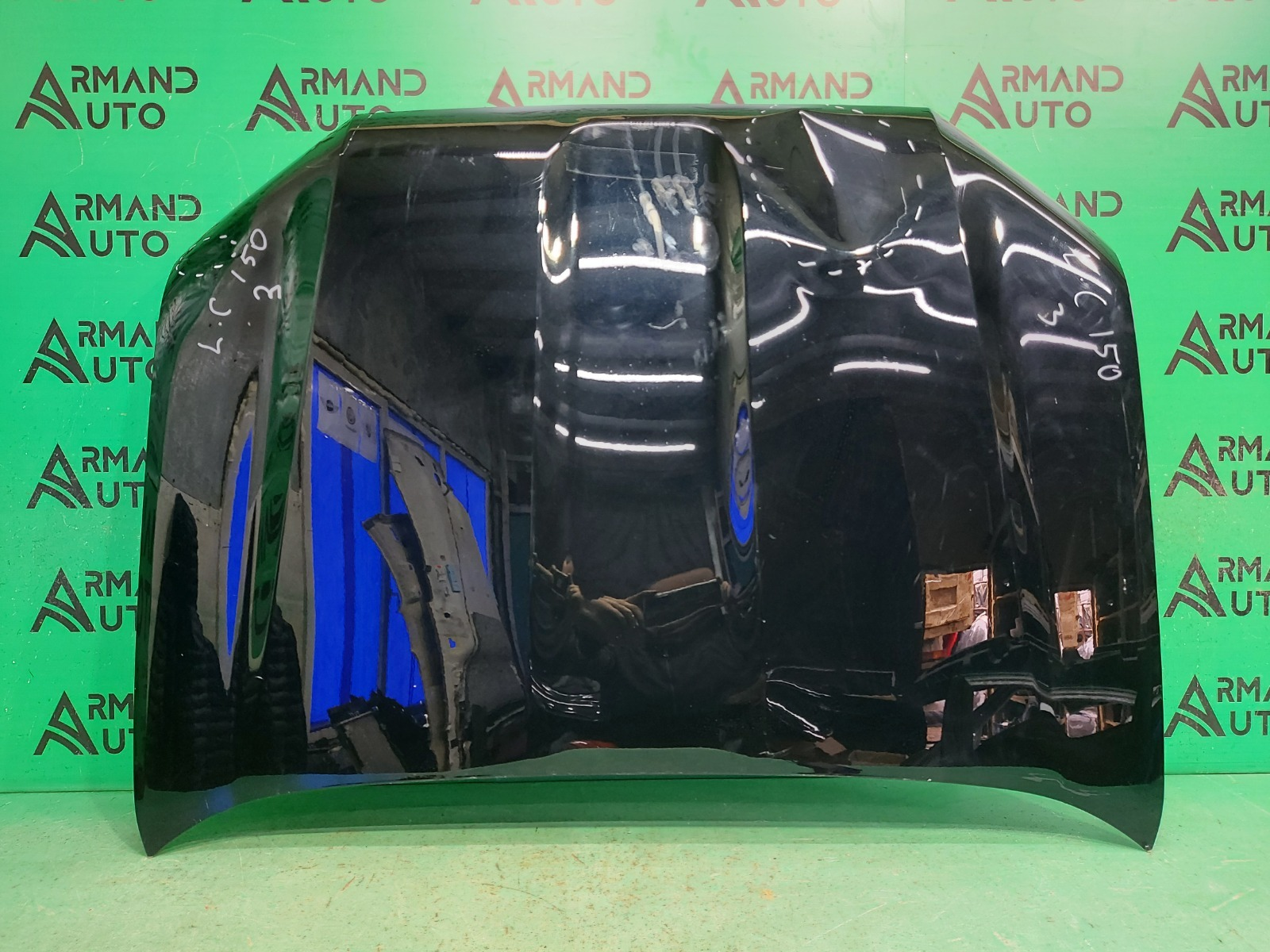 Капот Toyota Land Cruiser Prado 150 РЕСТАЙЛИНГ 2 2017 (б/у)