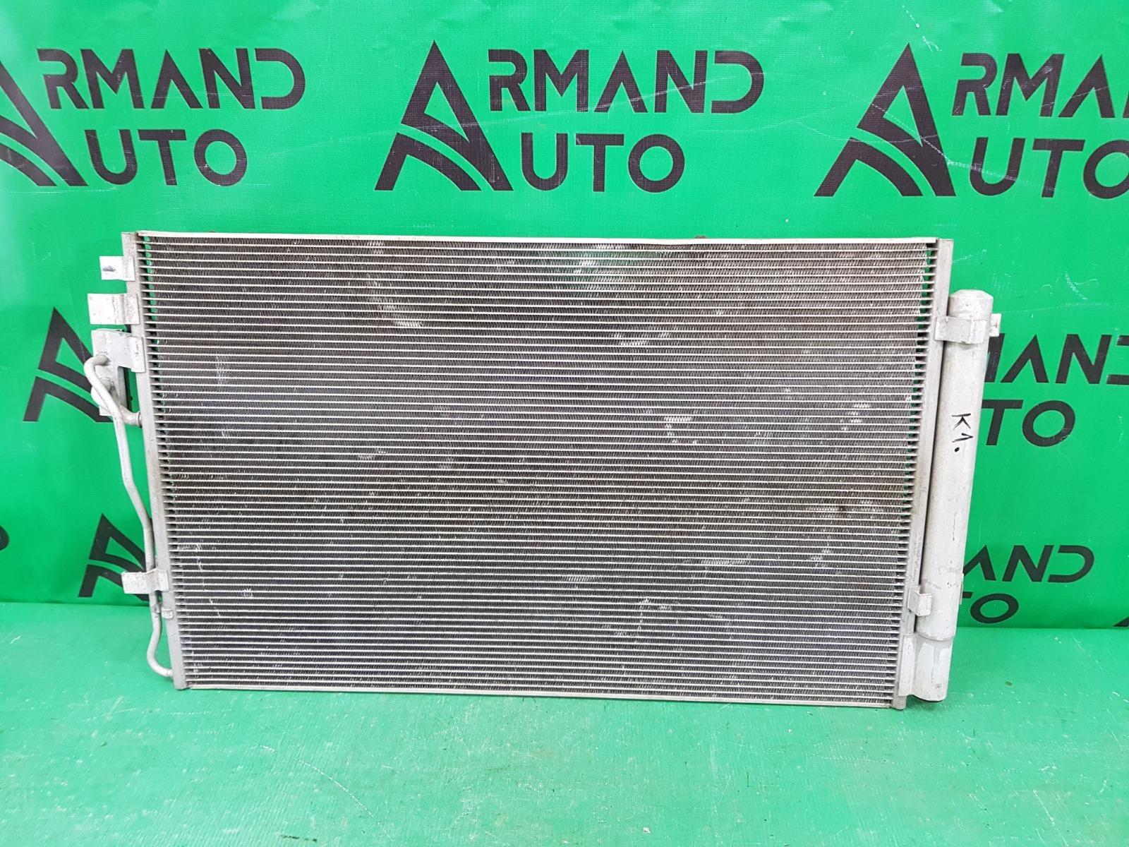 Радиатор кондиционера Kia Sorento 2 2009 (б/у)