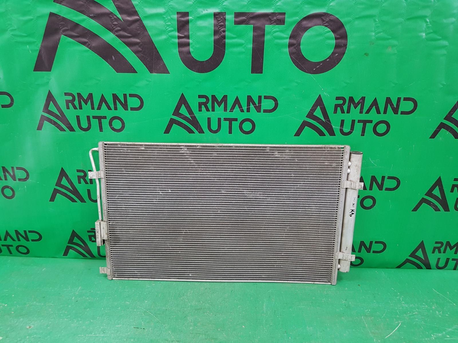 Радиатор кондиционера Kia Sorento 3 PRIME 2014 (б/у)