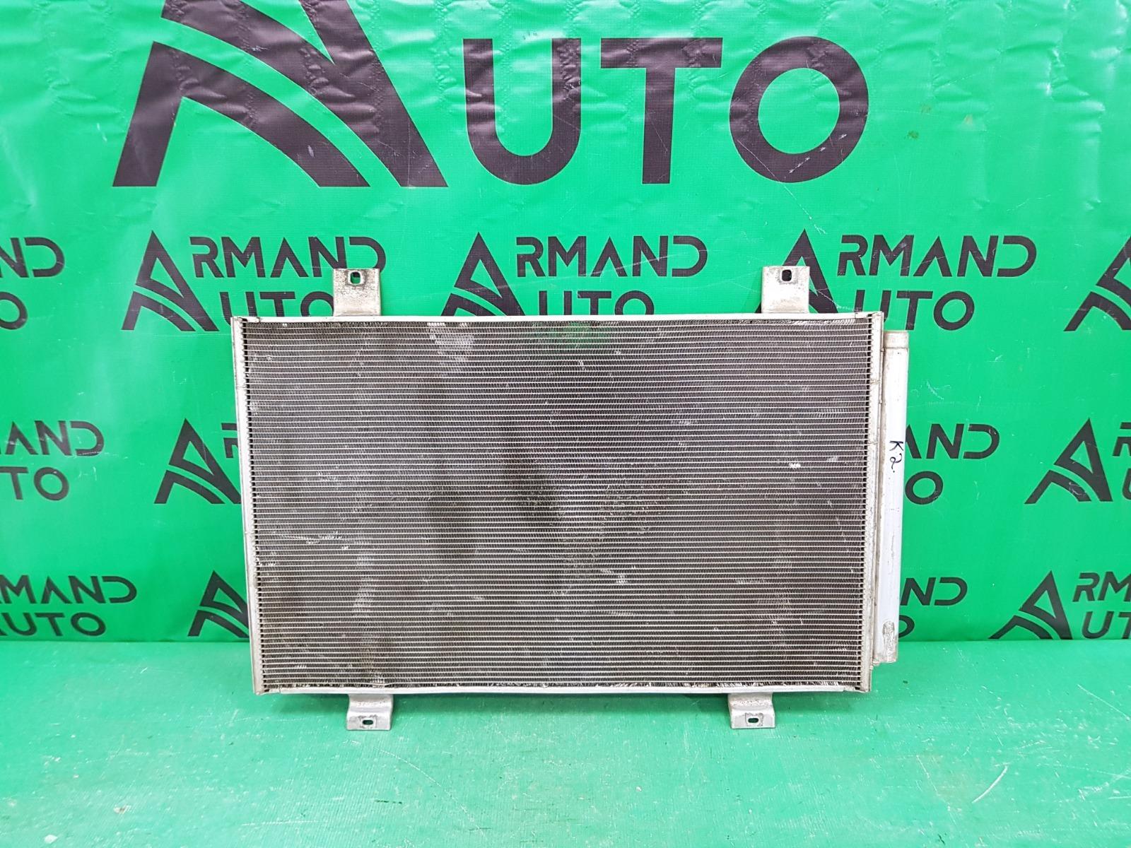 Радиатор кондиционера Toyota Highlander 2 2007 (б/у)