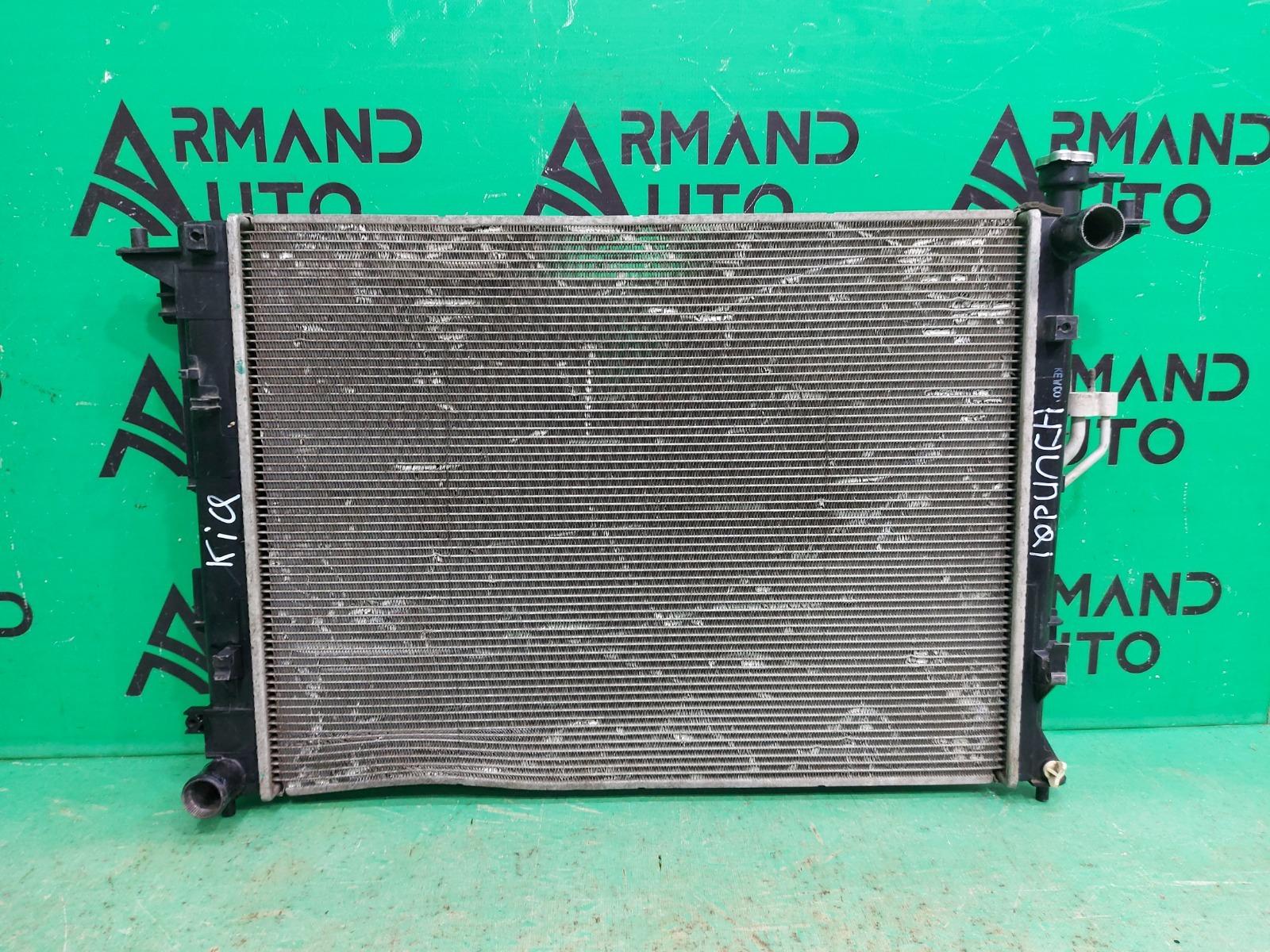Кассета радиаторов Hyundai Ix35 1 2010 (б/у)