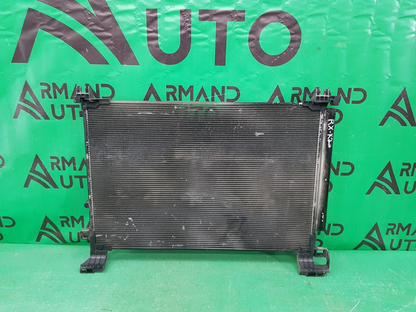Радиатор кондиционера Lexus Rx 4 2015 (б/у)