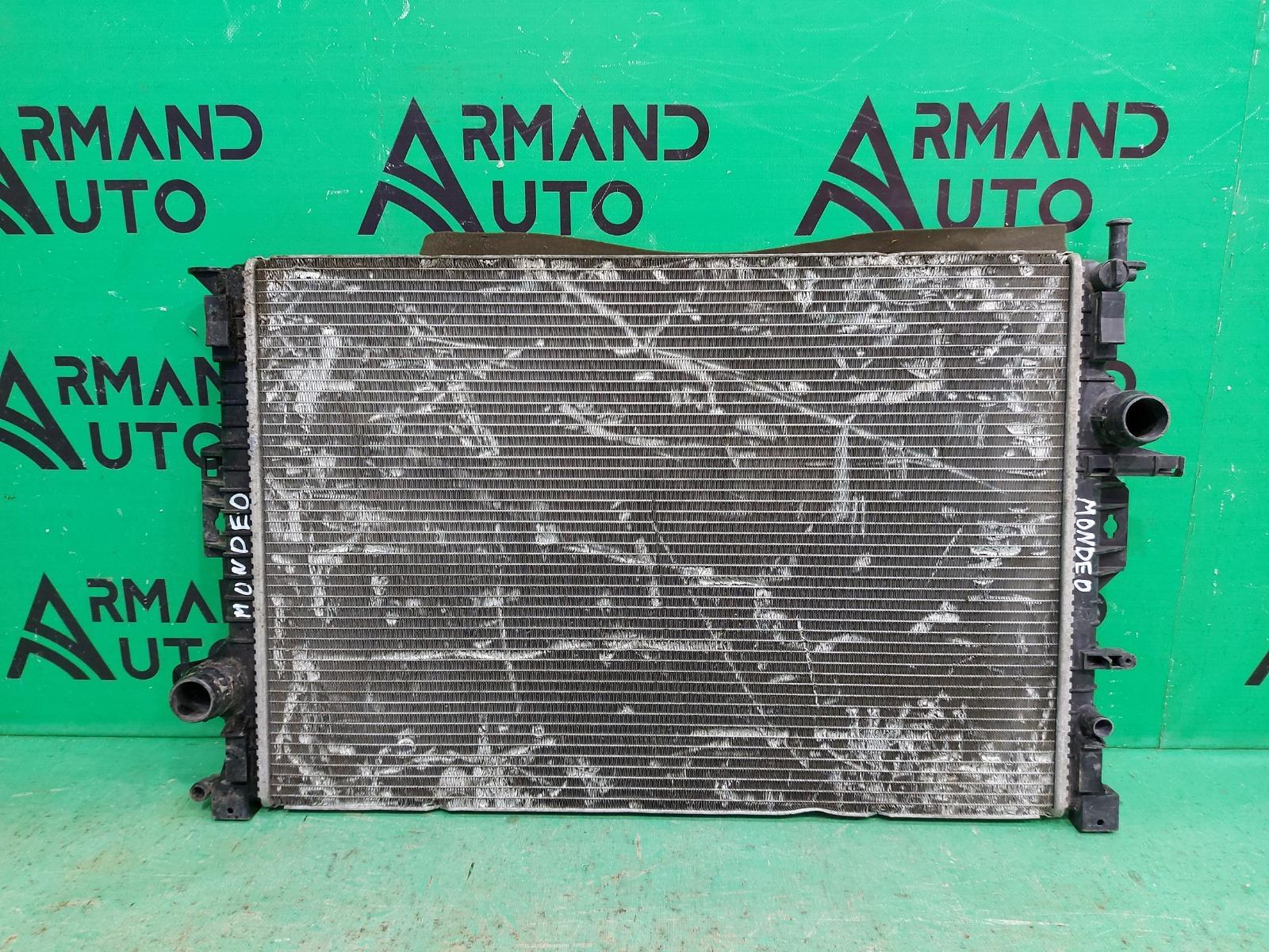 Радиатор охлаждения Ford Mondeo 4 2006 (б/у)