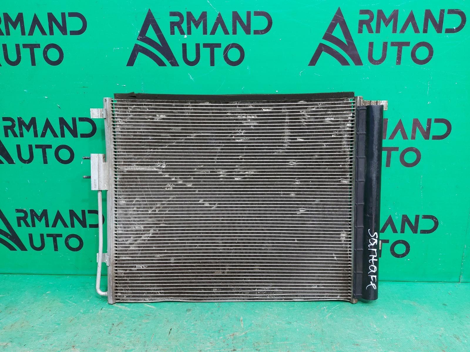 Радиатор кондиционера Hyundai Santa Fe 3 2012 (б/у)
