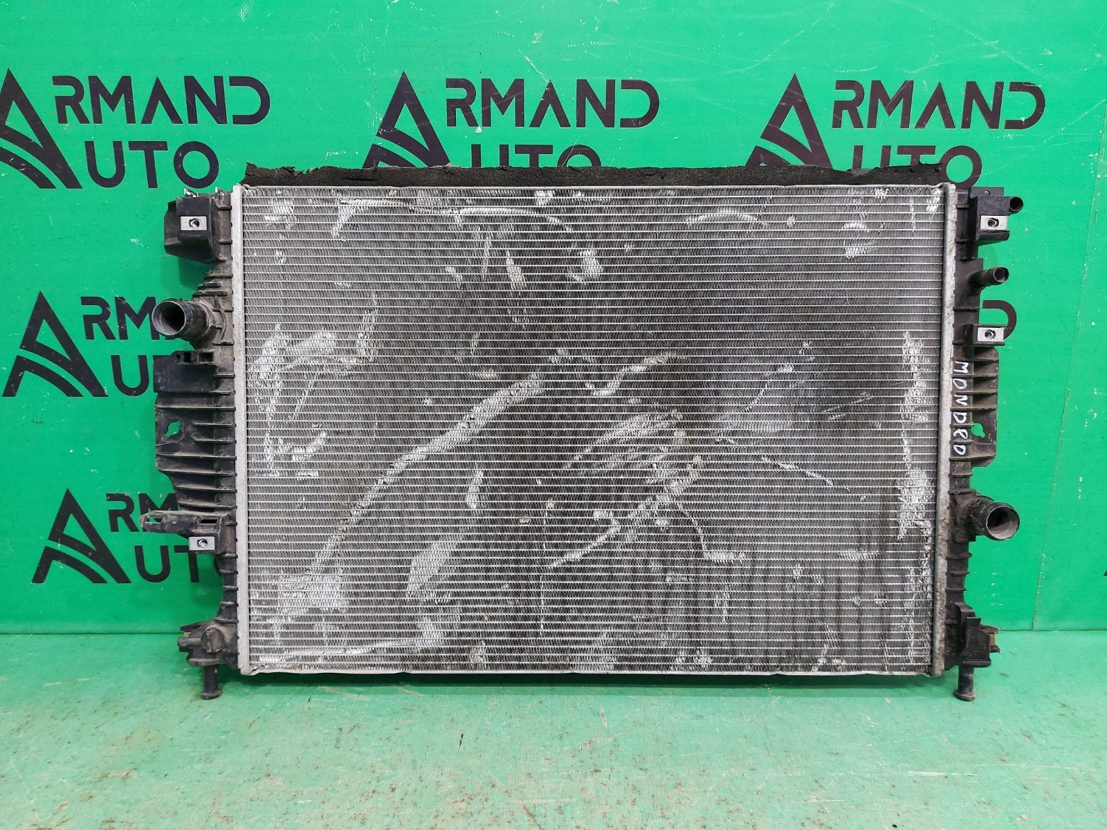 Радиатор охлаждения Ford Mondeo 5 2014 (б/у)