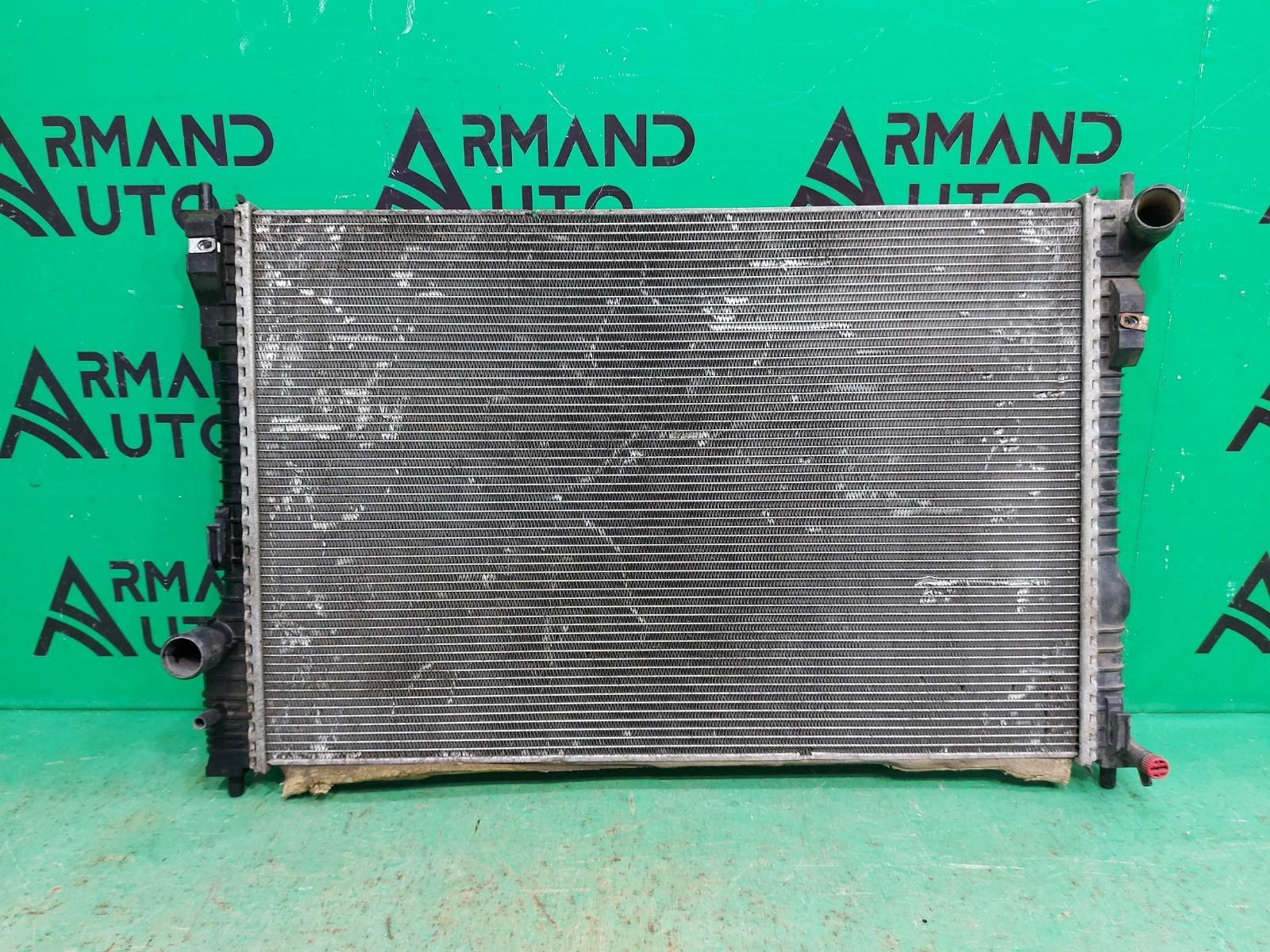 Радиатор охлаждения Ford Explorer 5 РЕСТАЙЛИНГ 2015 (б/у)