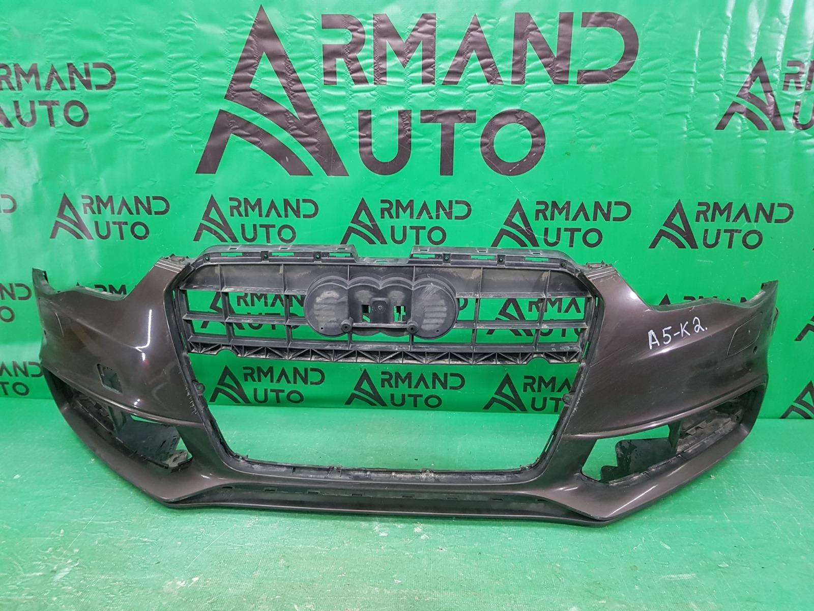 Бампер Audi A5 8T РЕСТАЙЛИНГ 2011 передний (б/у)