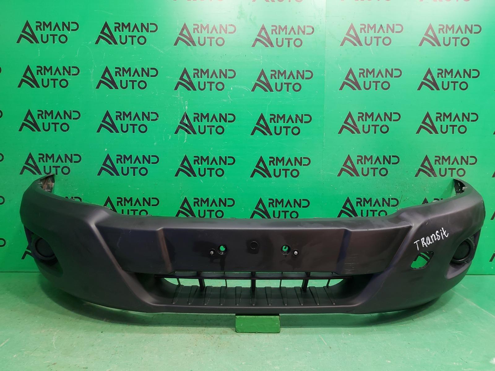 Бампер Ford Transit 7 2014 передний нижний (б/у)