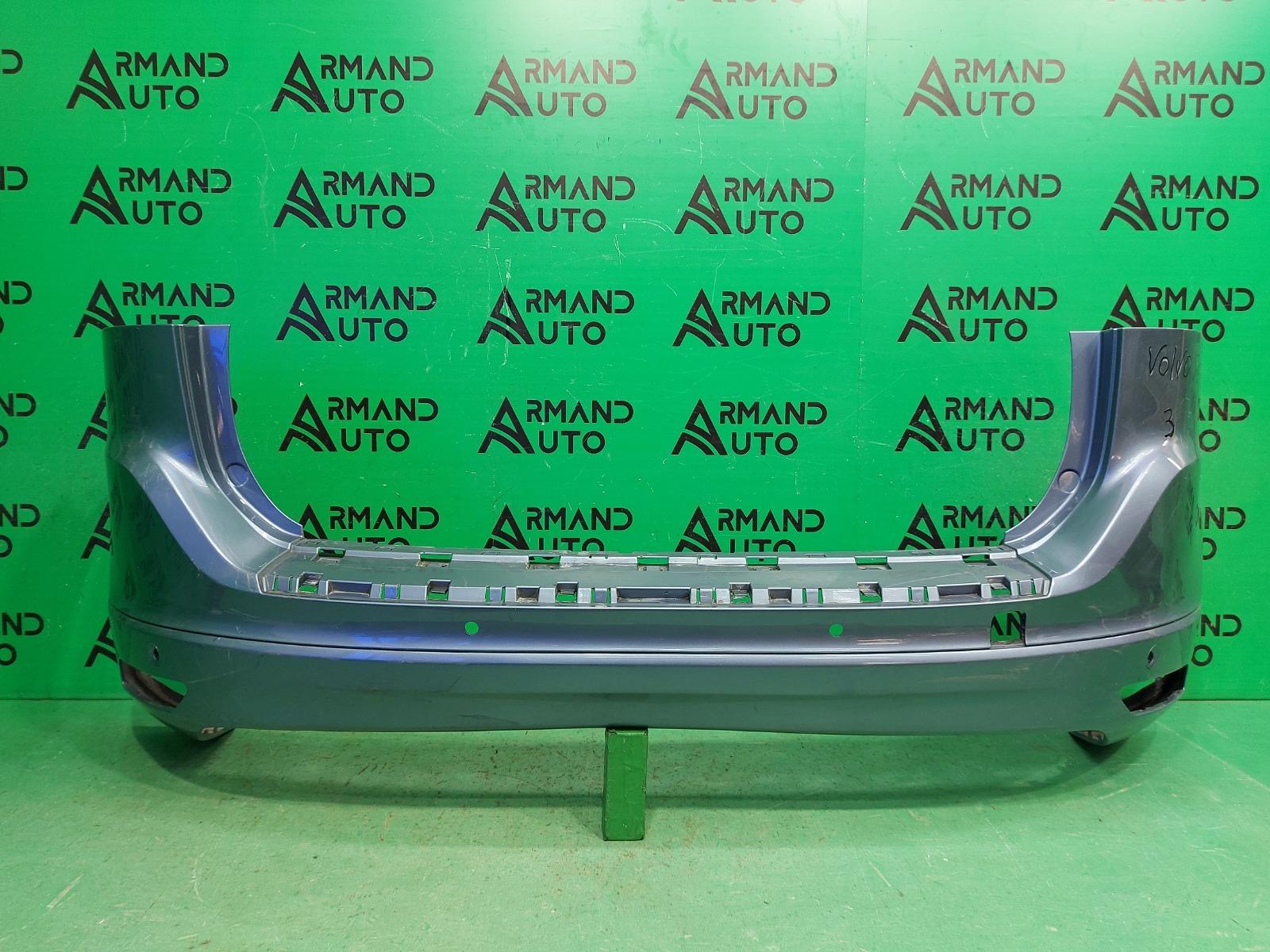 Бампер Volvo Xc60 РЕСТАЙЛИНГ 2013 задний (б/у)