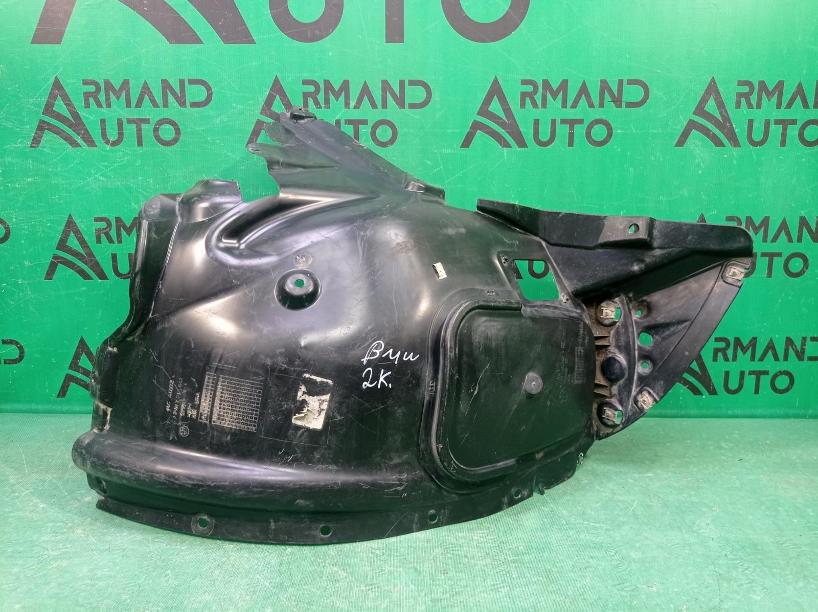 Подкрылок Bmw X3 F25 2010 передний правый (б/у)