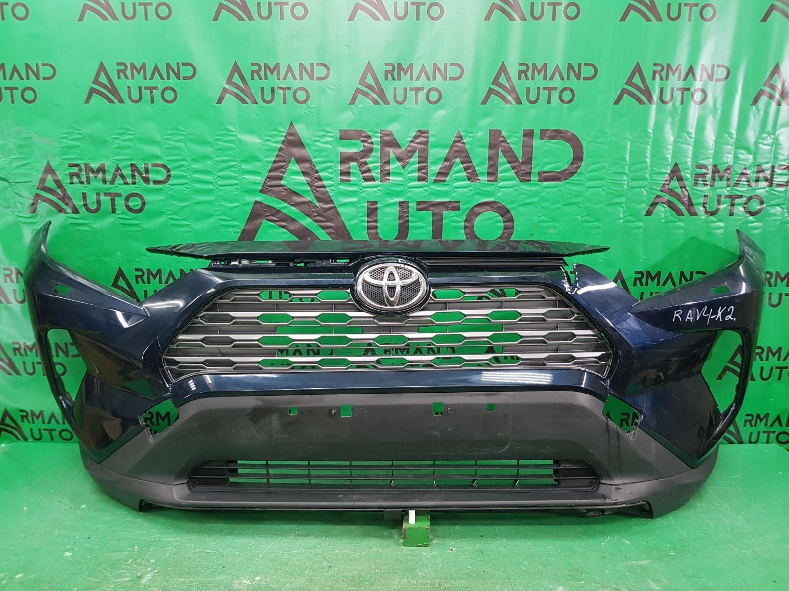 Бампер Toyota Rav4 XA50 2018 передний (б/у)