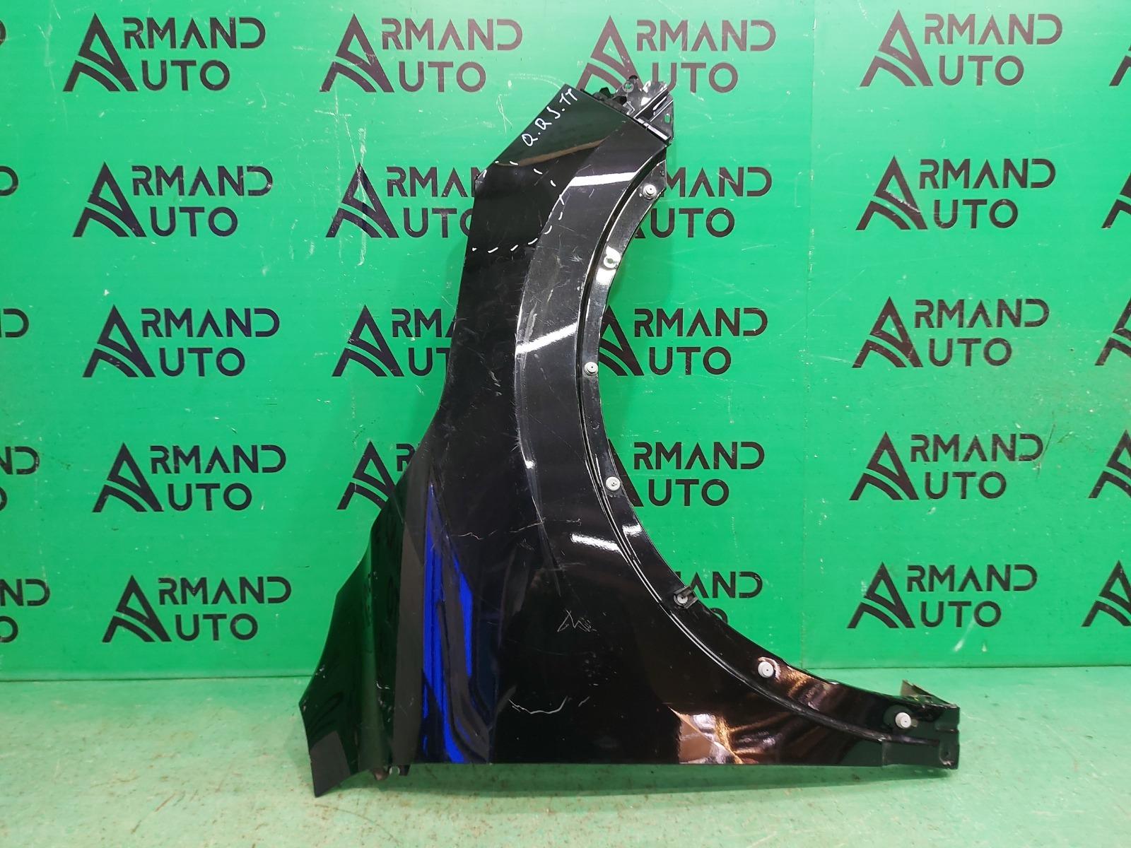 Крыло Nissan Qashqai J11 2013 переднее правое (б/у)
