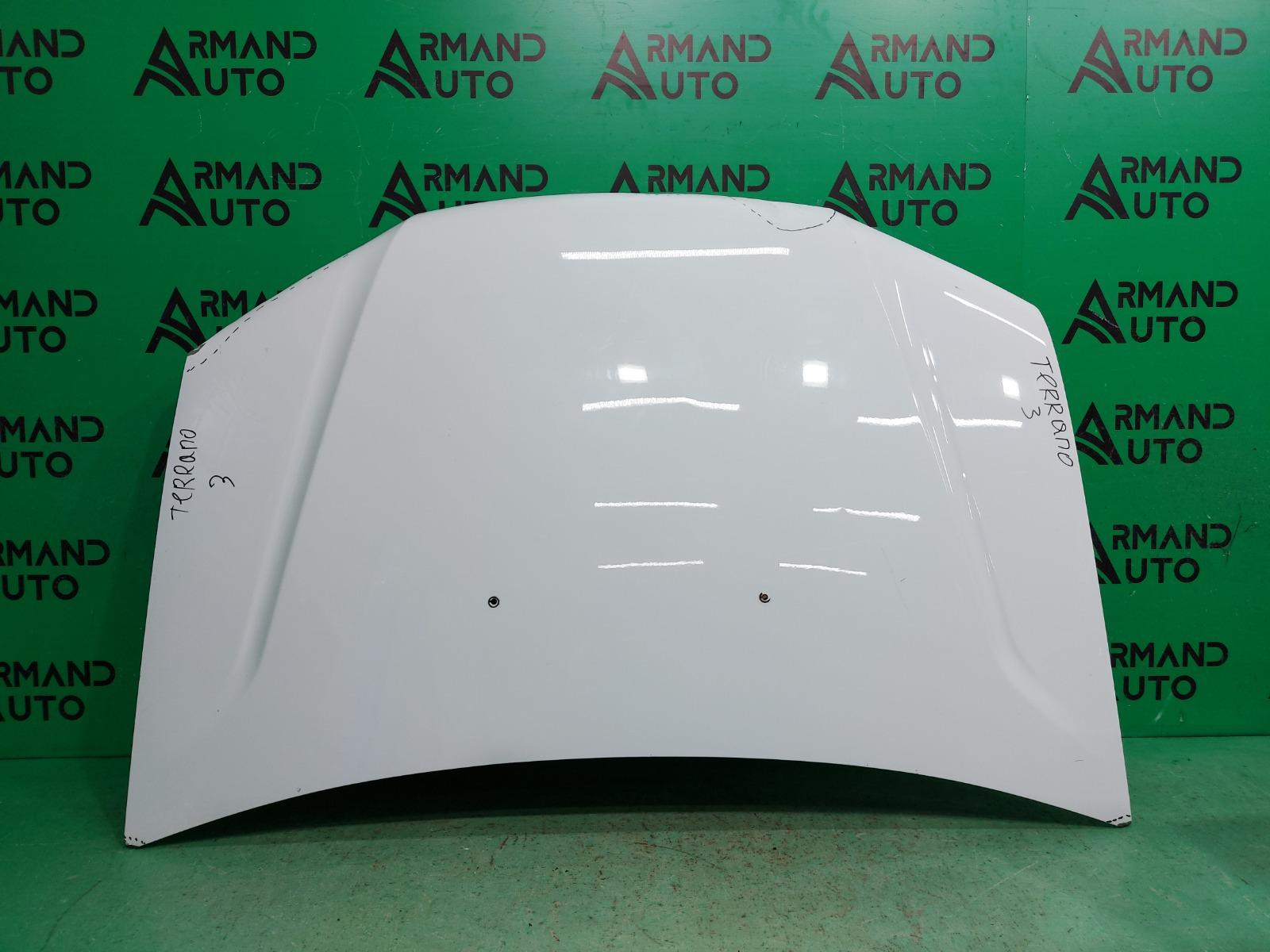 Капот Nissan Terrano 3 2014 (б/у)