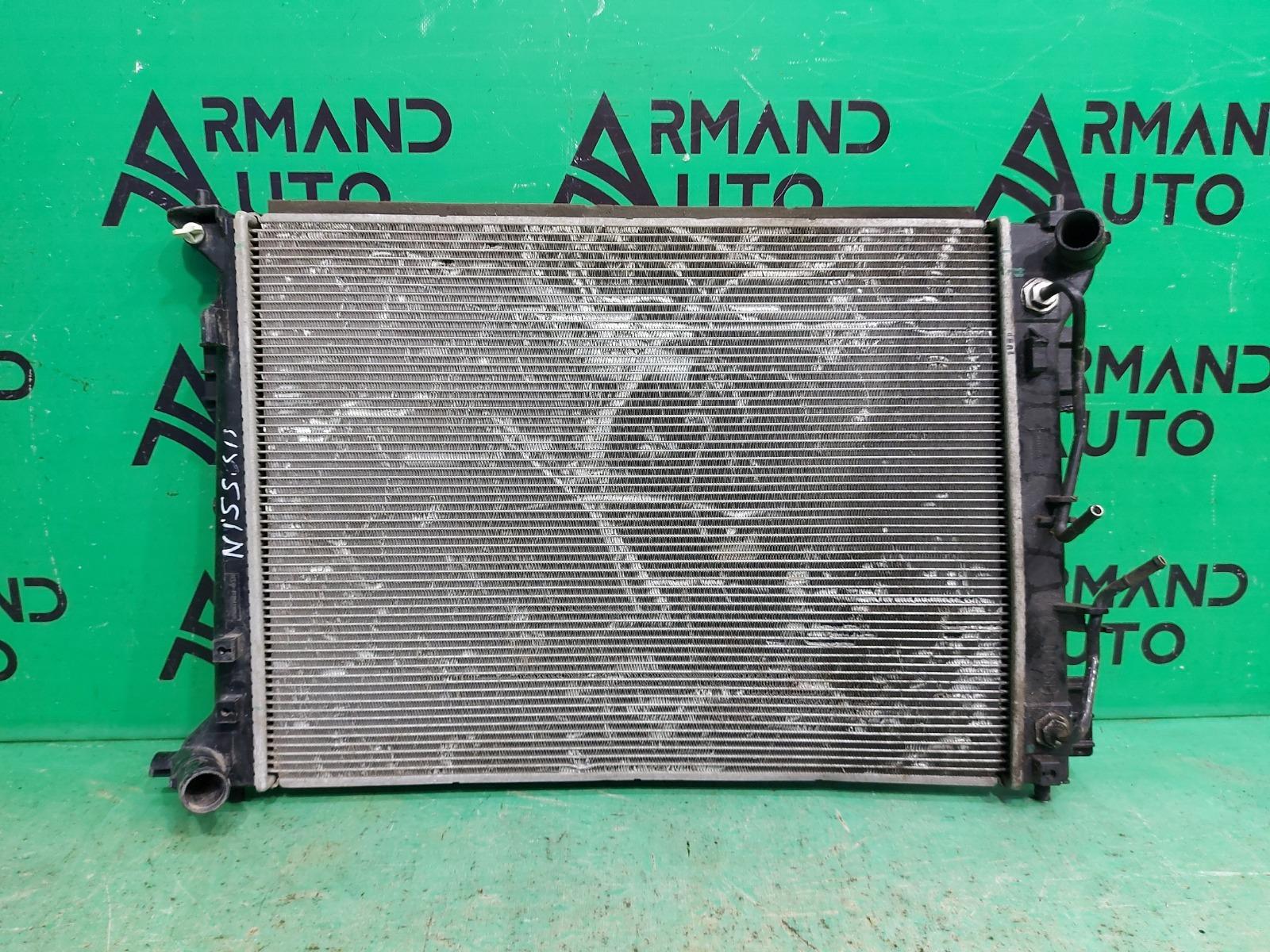 Радиатор охлаждения Hyundai Tucson 3 2015 (б/у)
