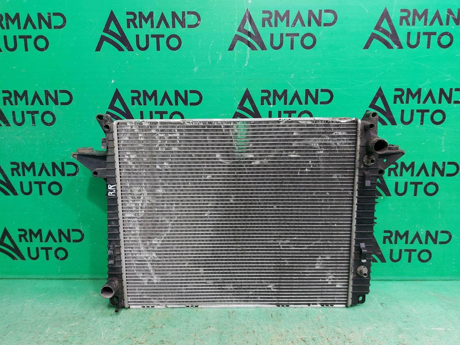 Радиатор охлаждения Land Rover Discovery 4 2009 (б/у)
