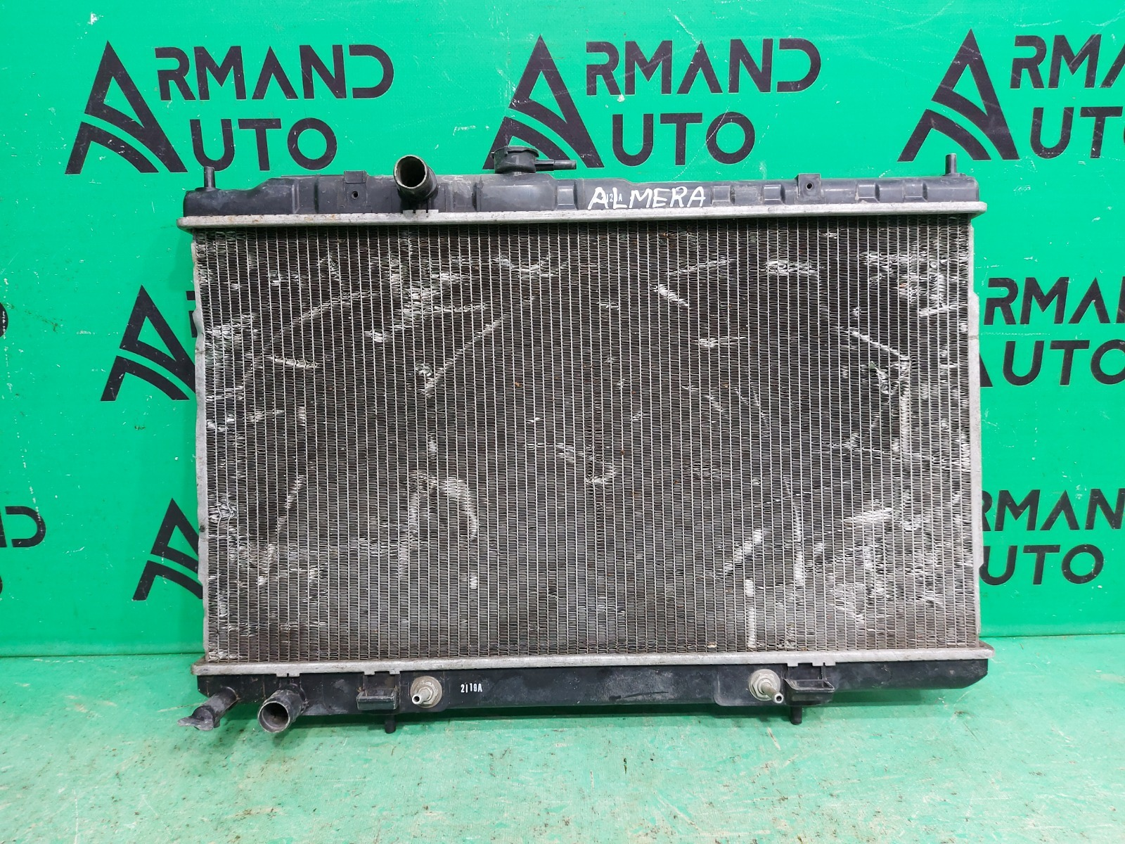 Радиатор охлаждения Nissan Almera Classic B10 2006 (б/у)