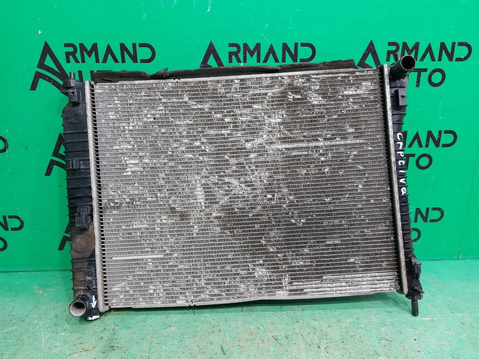Радиатор охлаждения Chevrolet Captiva 1 2006 (б/у)