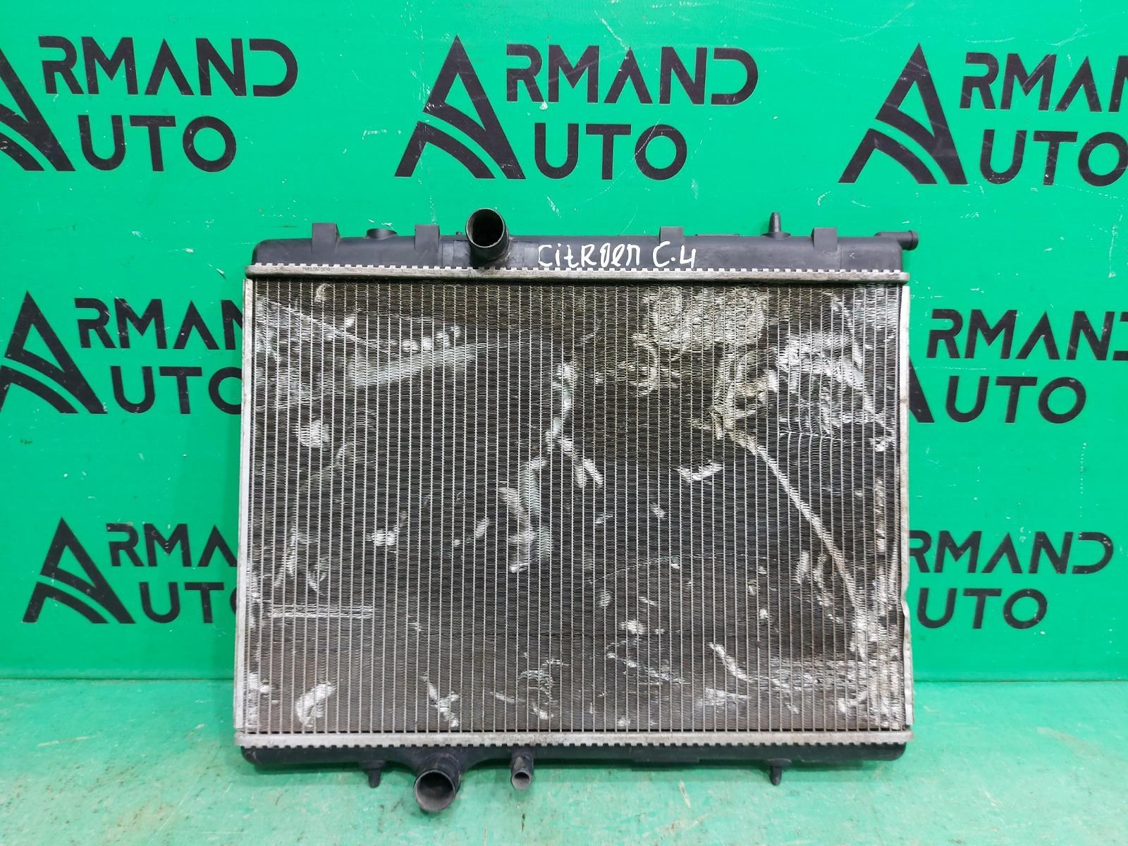 Радиатор охлаждения Citroen C4 1 2004 (б/у)