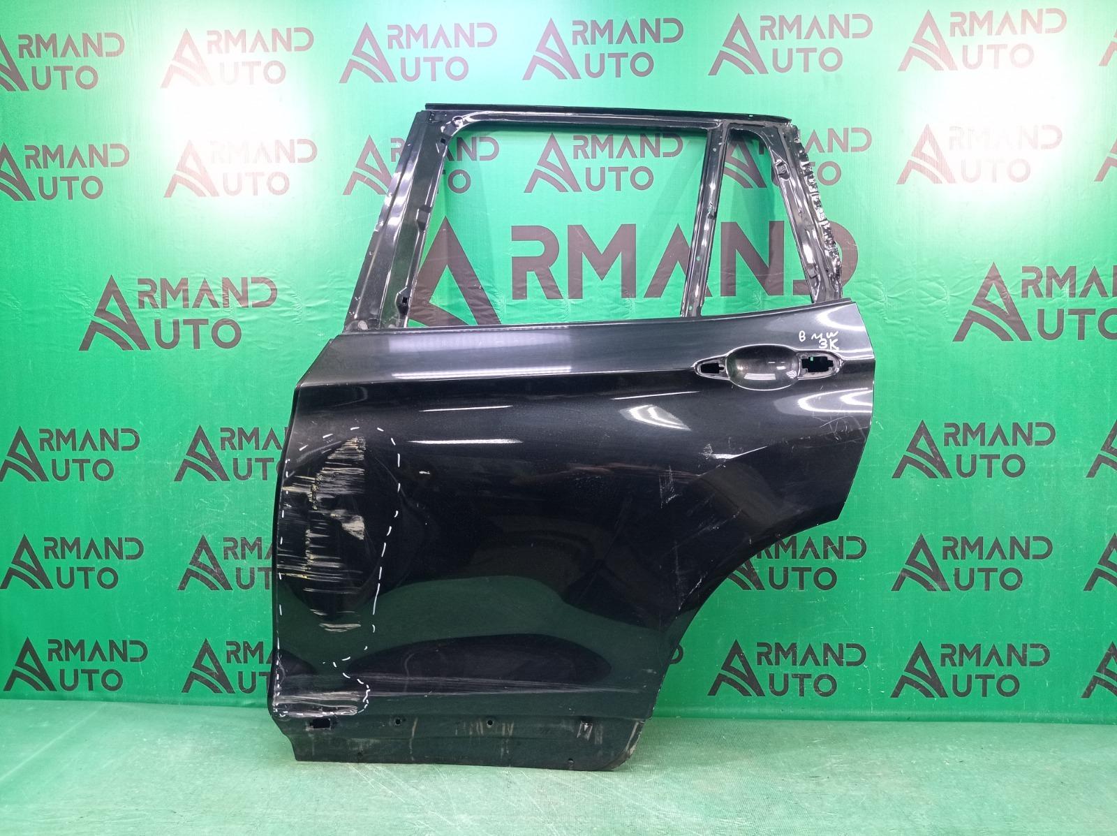 Дверь Bmw X3 F25 2010 задняя левая (б/у)