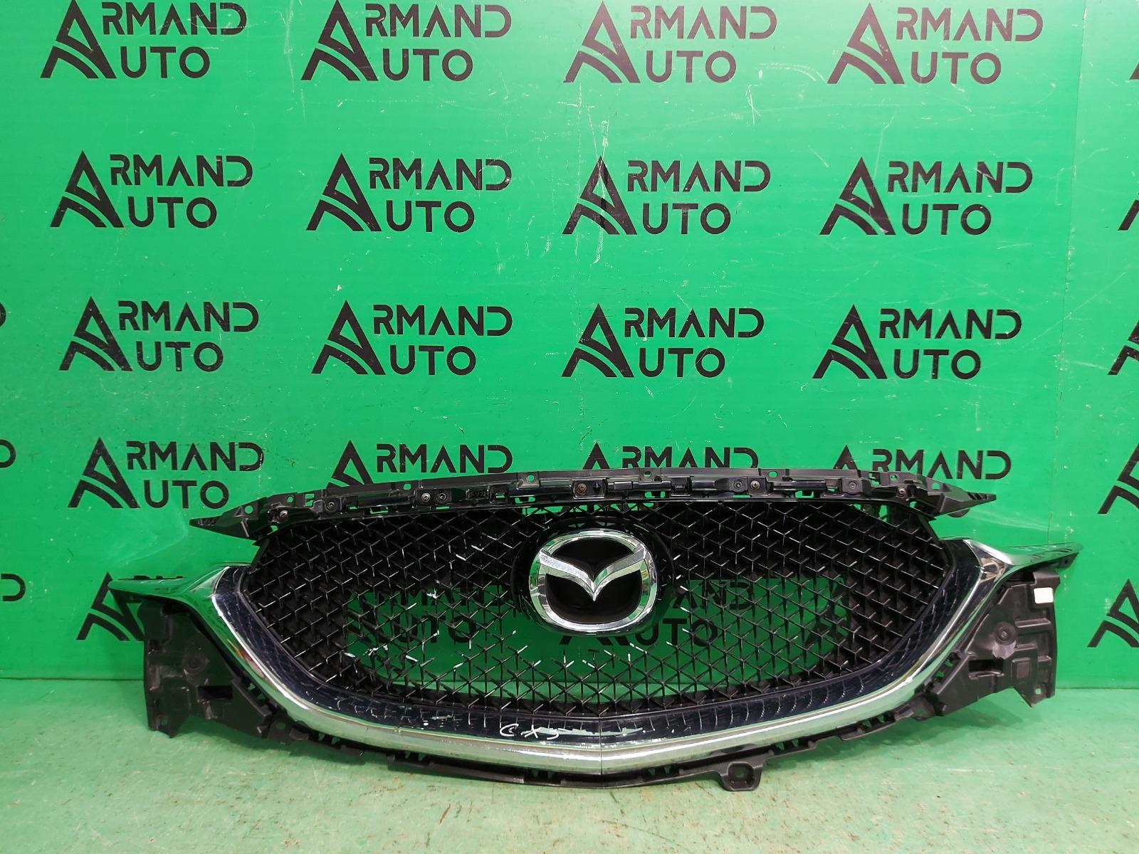 Решетка радиатора Mazda Cx-5 Cx5 2 2017 (б/у)