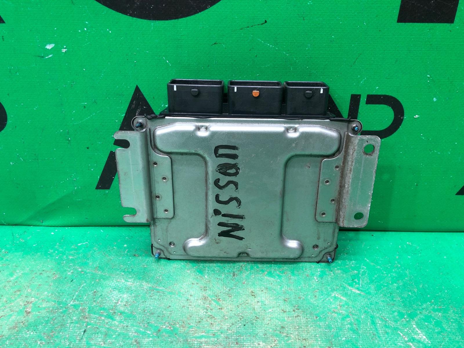 Блок управления эбу Nissan Sentra B17 2012 (б/у)