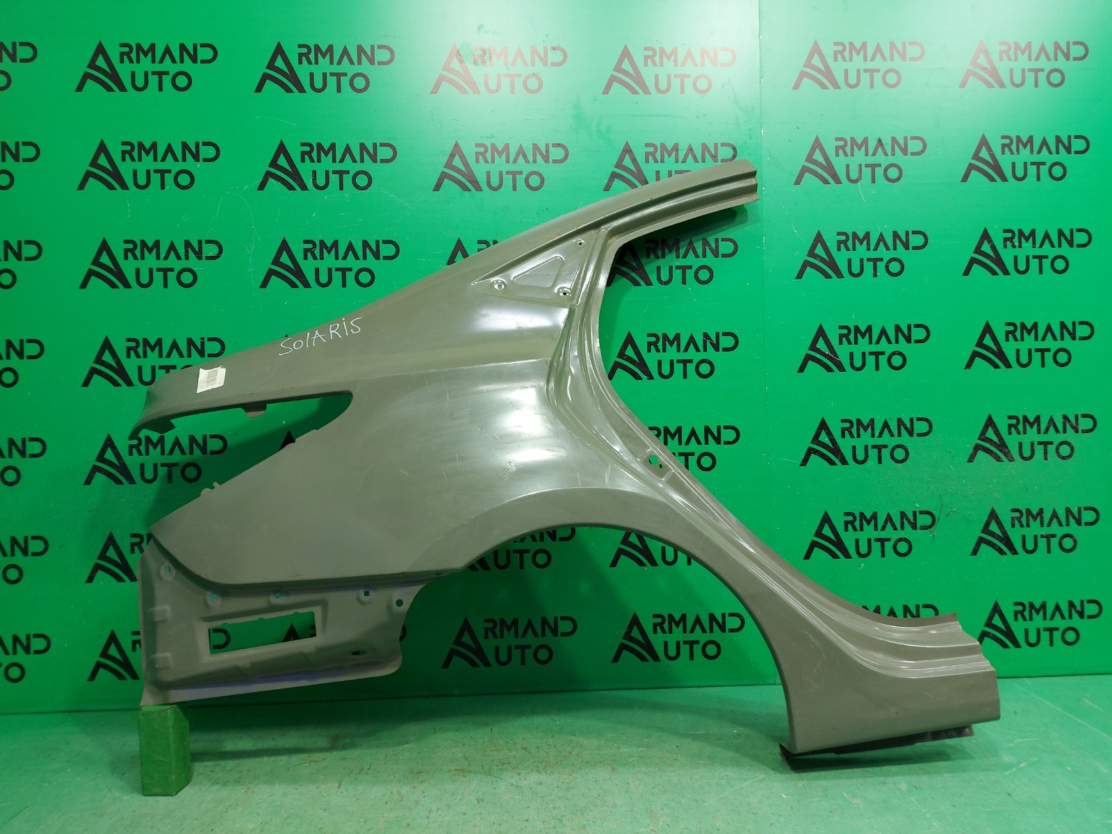Крыло Hyundai Solaris 1 2010 заднее правое (б/у)