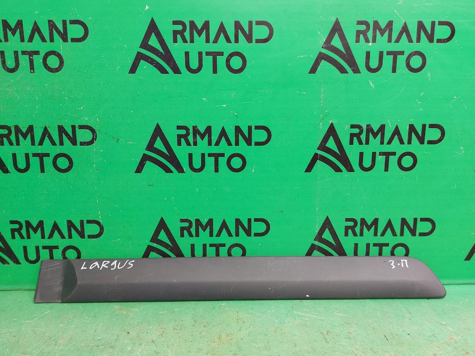 Накладка двери Lada Largus 1 2012 задняя правая (б/у)