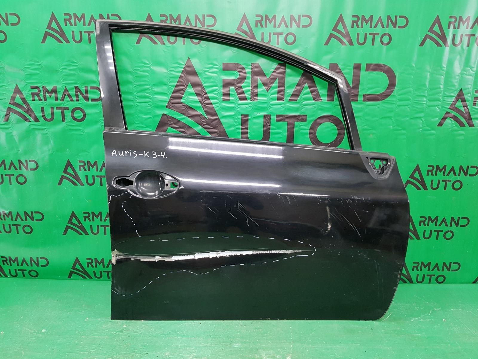 Дверь Toyota Auris 1 2006 передняя правая (б/у)